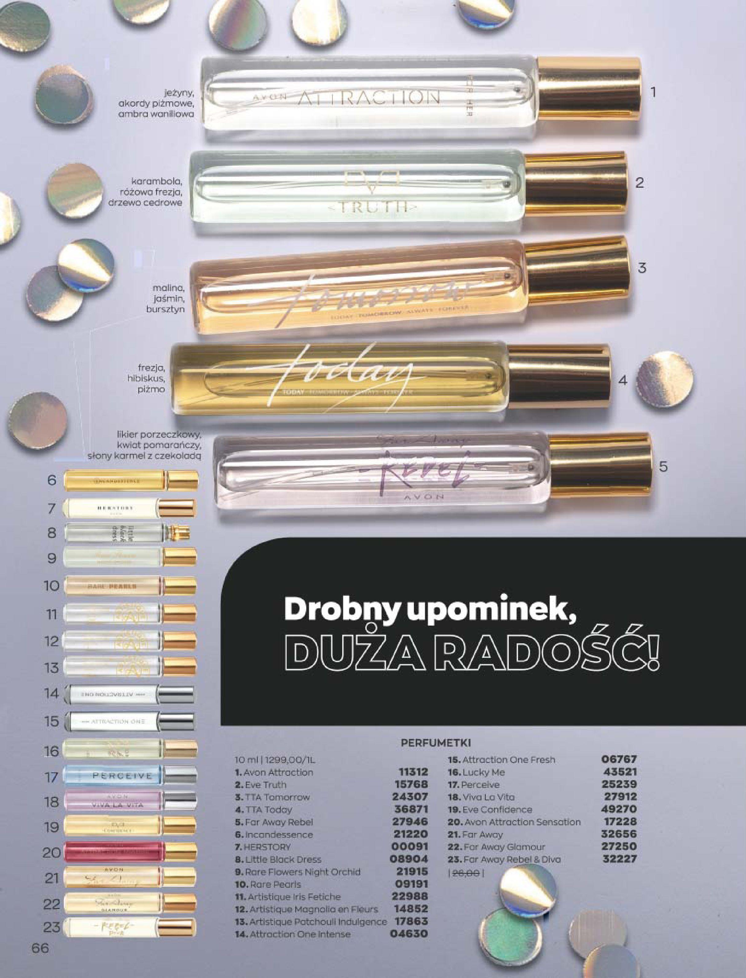 Gazetka Avon: Katalog  16/2020 2020-12-01 page-66