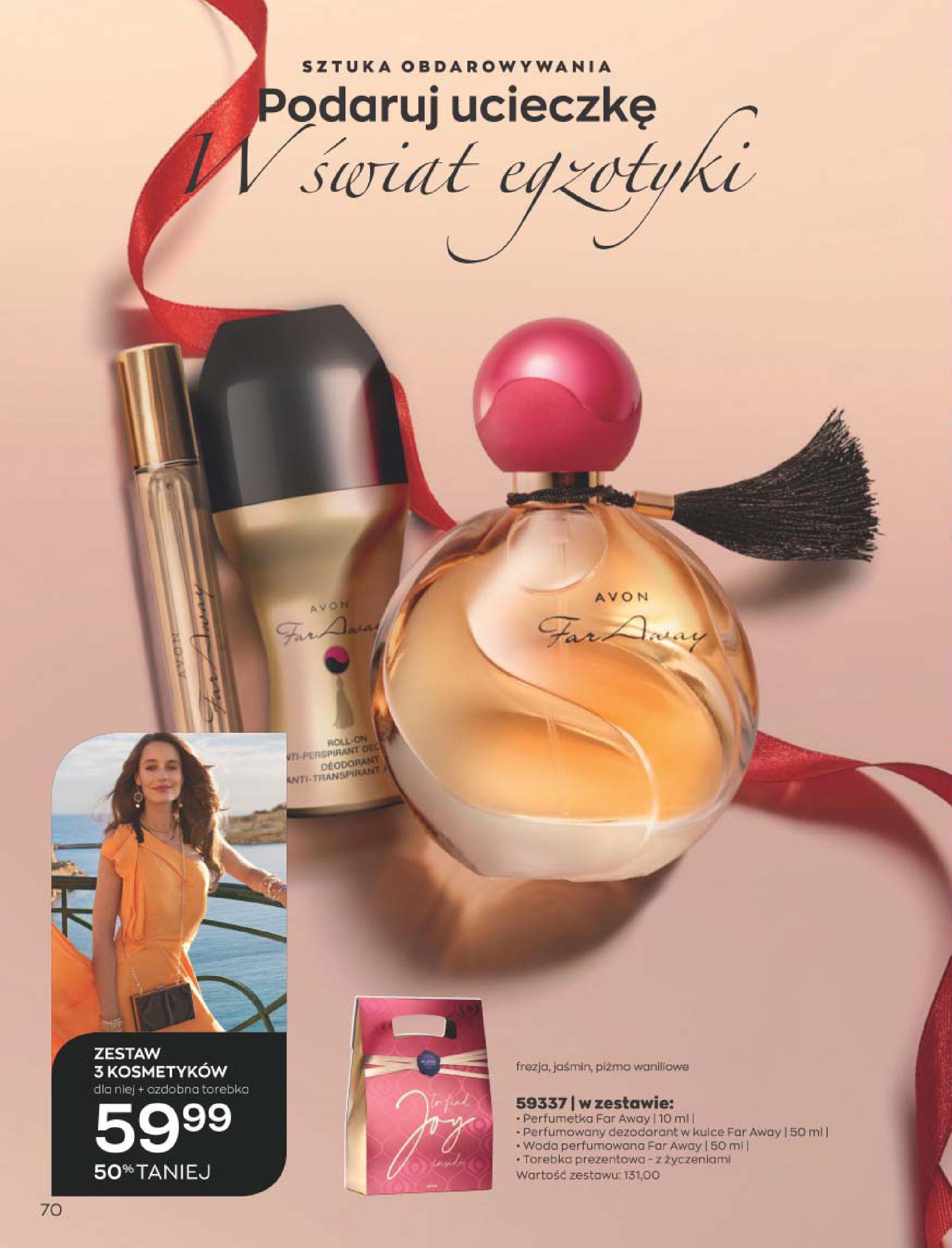 Gazetka Avon: Katalog  16/2020 2020-12-01 page-70