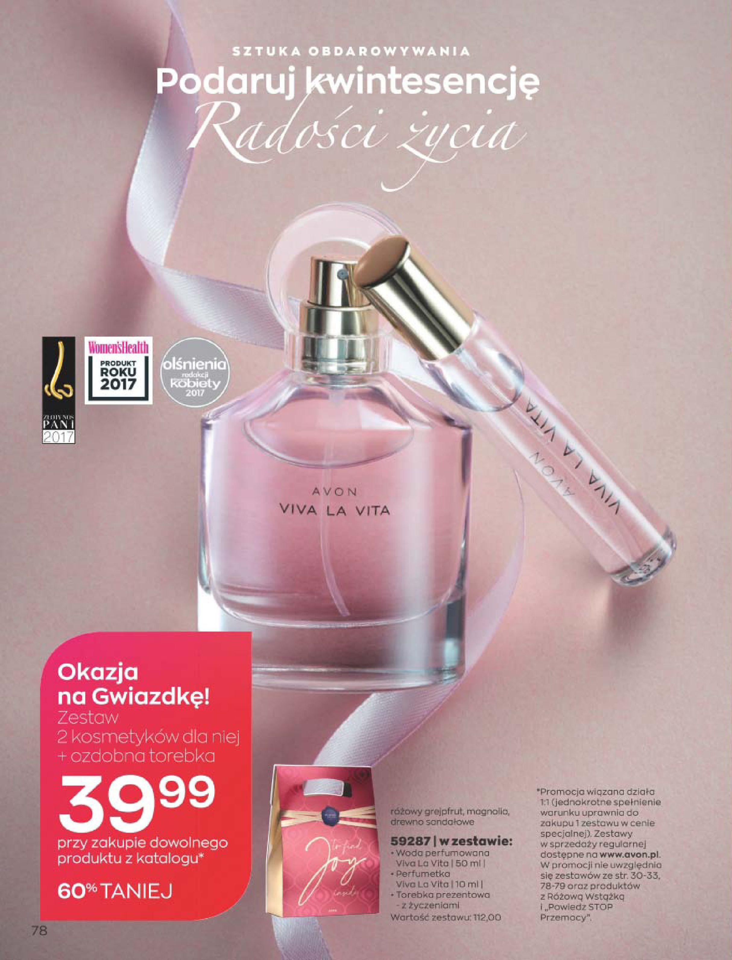 Gazetka Avon: Katalog  16/2020 2020-12-01 page-78