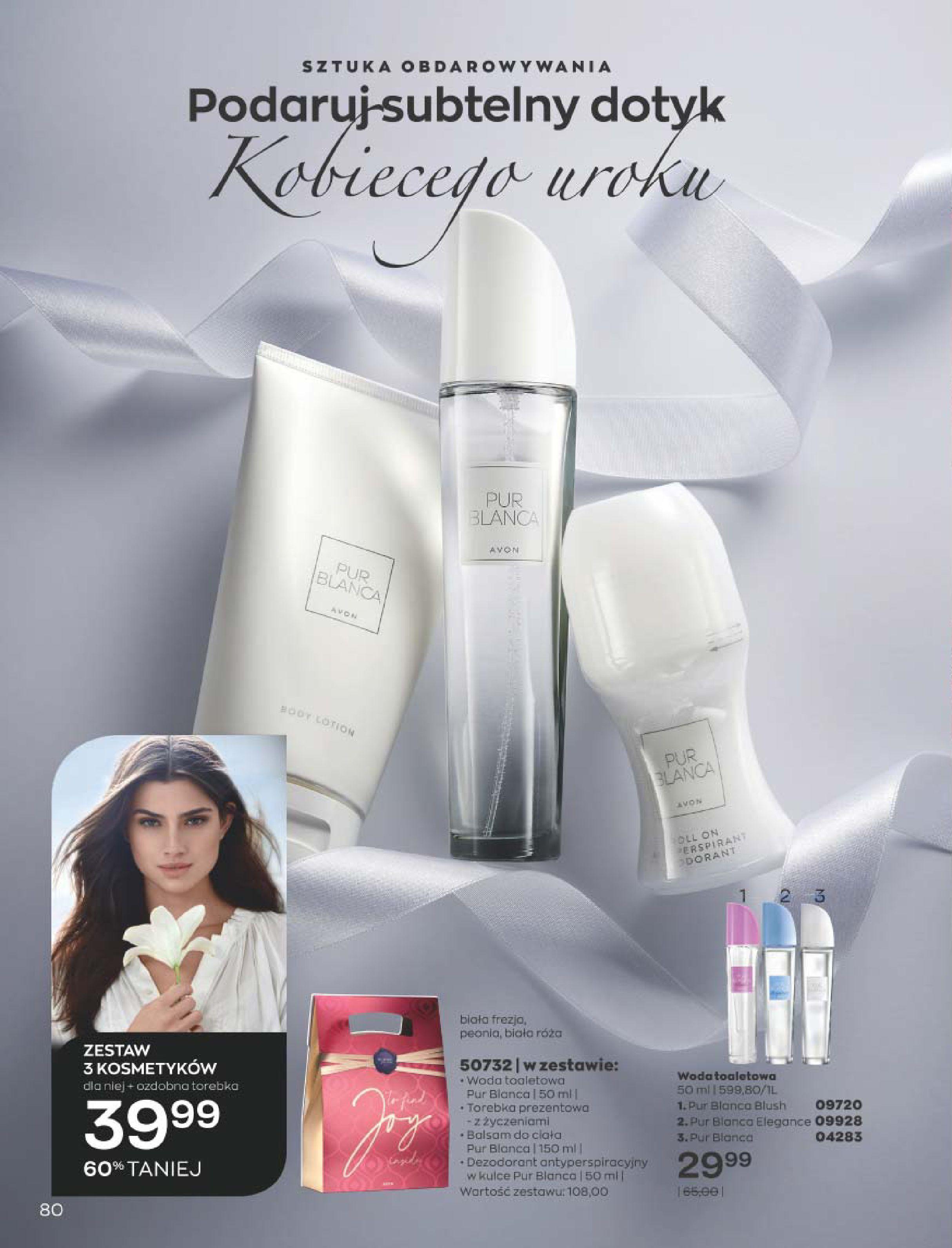 Gazetka Avon: Katalog  16/2020 2020-12-01 page-80