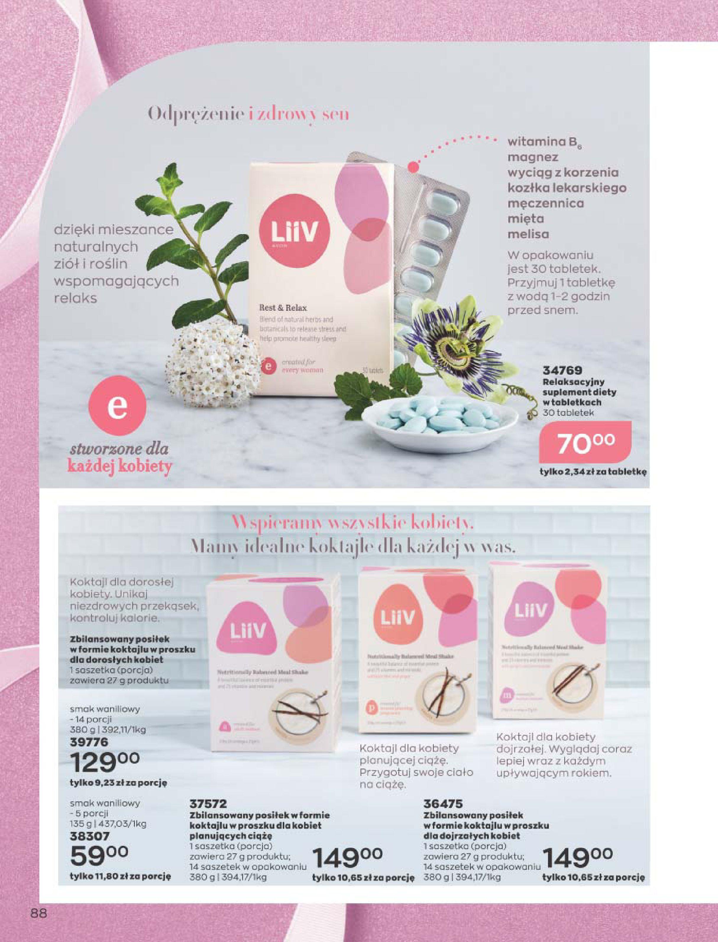 Gazetka Avon: Katalog  16/2020 2020-12-01 page-88