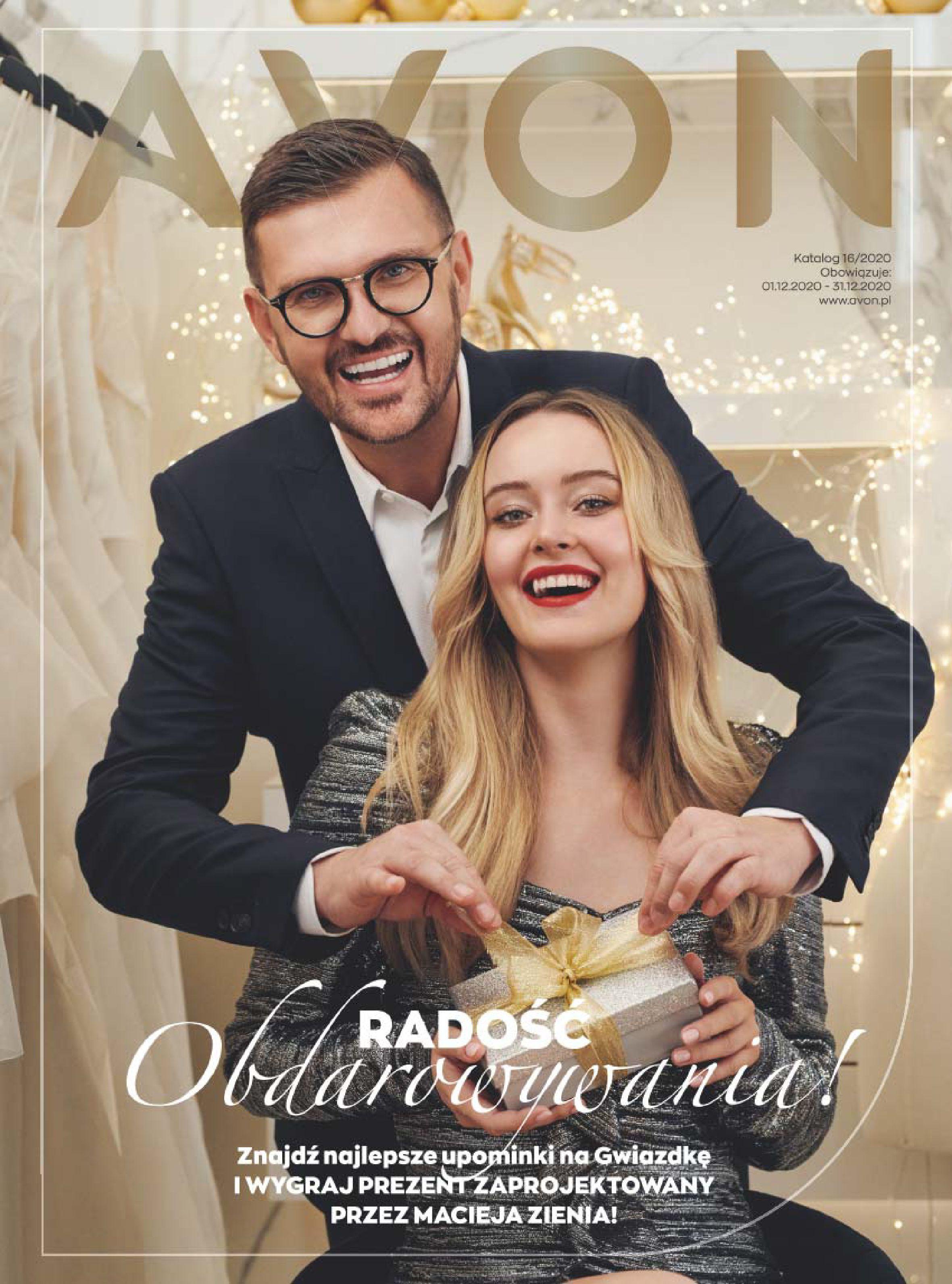 Gazetka Avon: Katalog  16/2020 2020-12-01 page-1