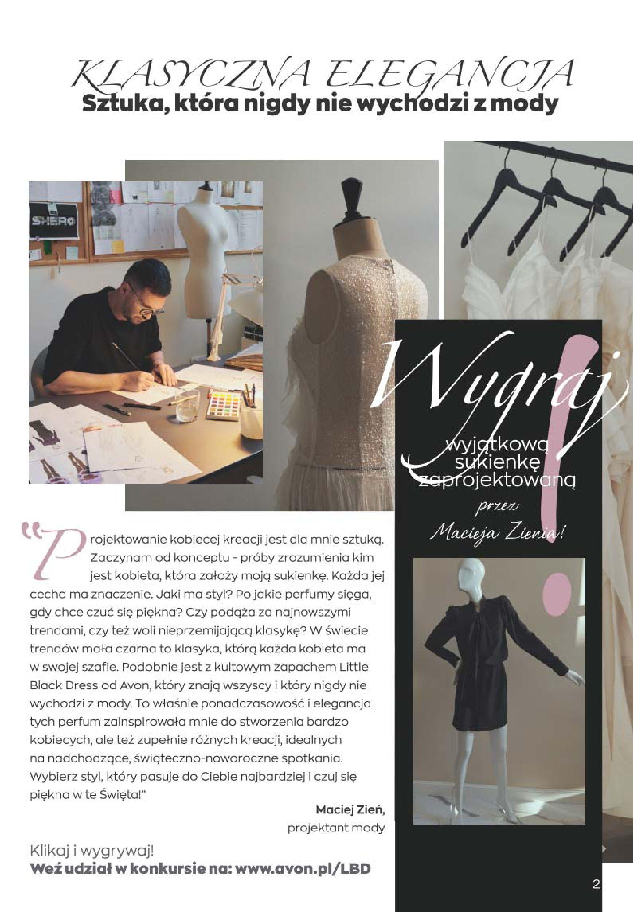 Gazetka Avon: Katalog  16/2020 2020-12-01 page-2