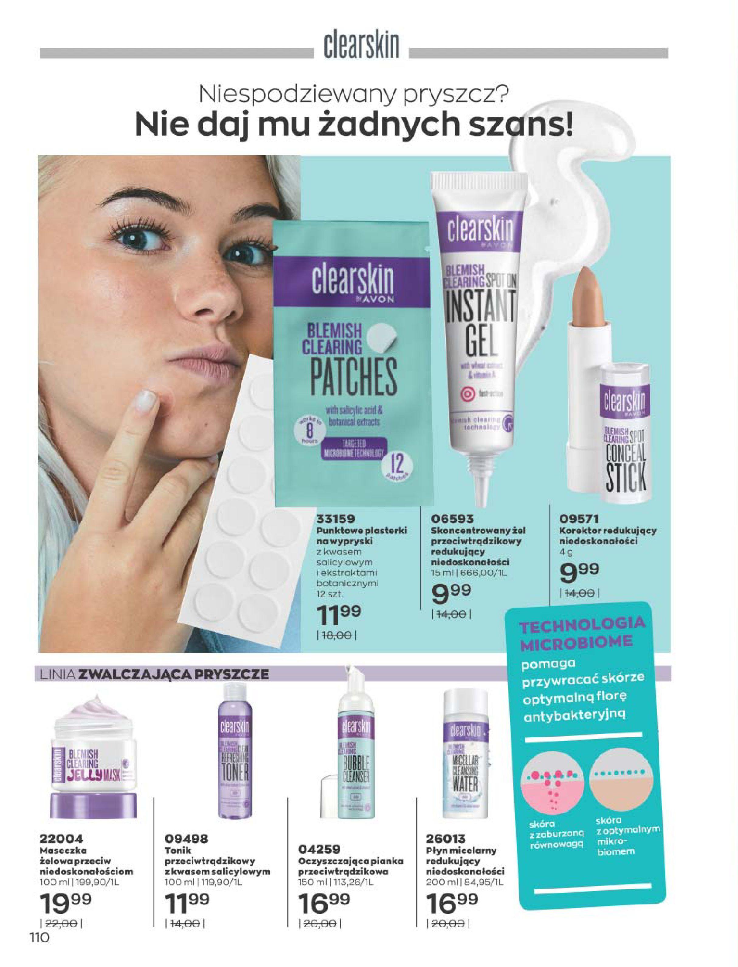 Gazetka Avon: Katalog  16/2020 2020-12-01 page-110
