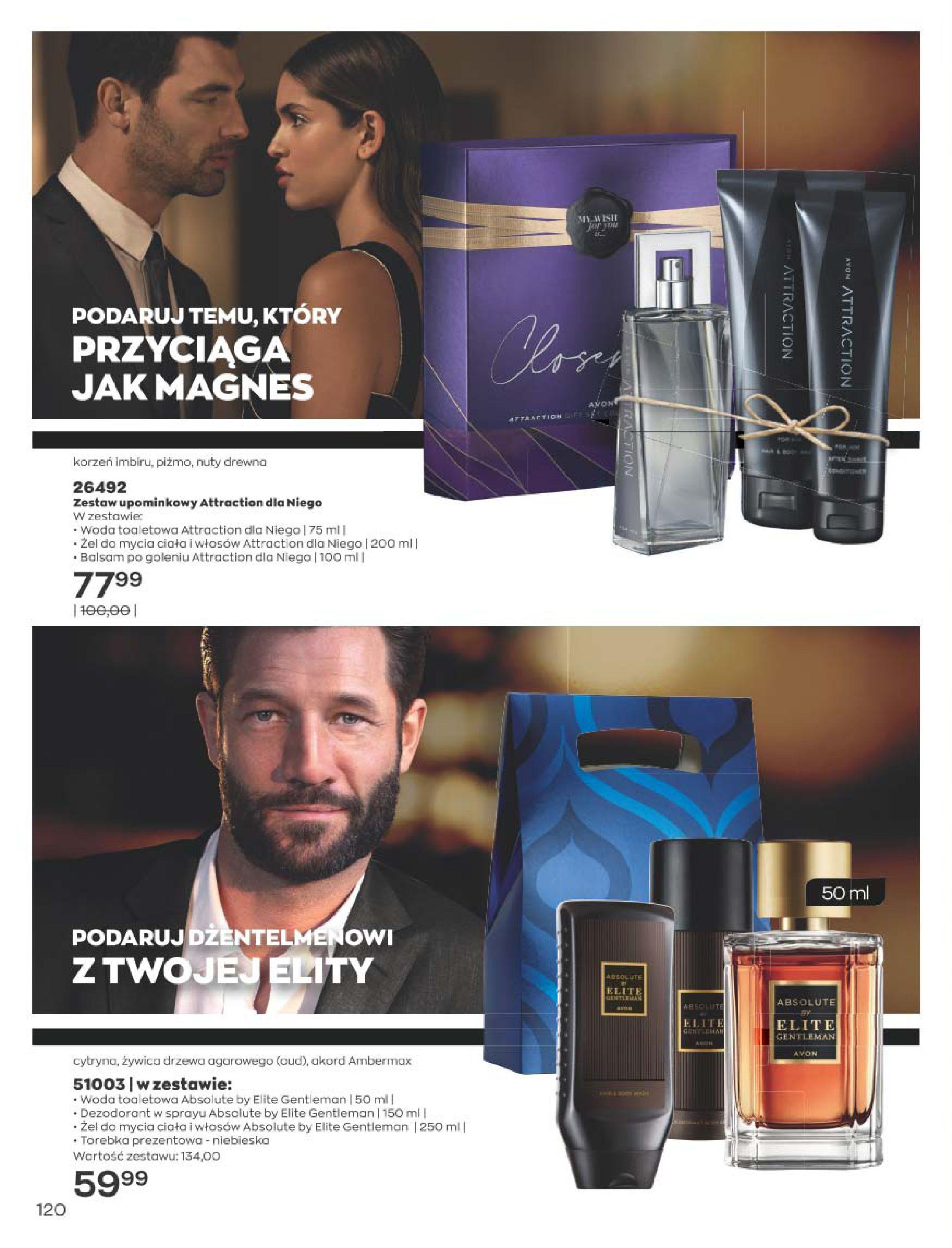 Gazetka Avon: Katalog  16/2020 2020-12-01 page-120