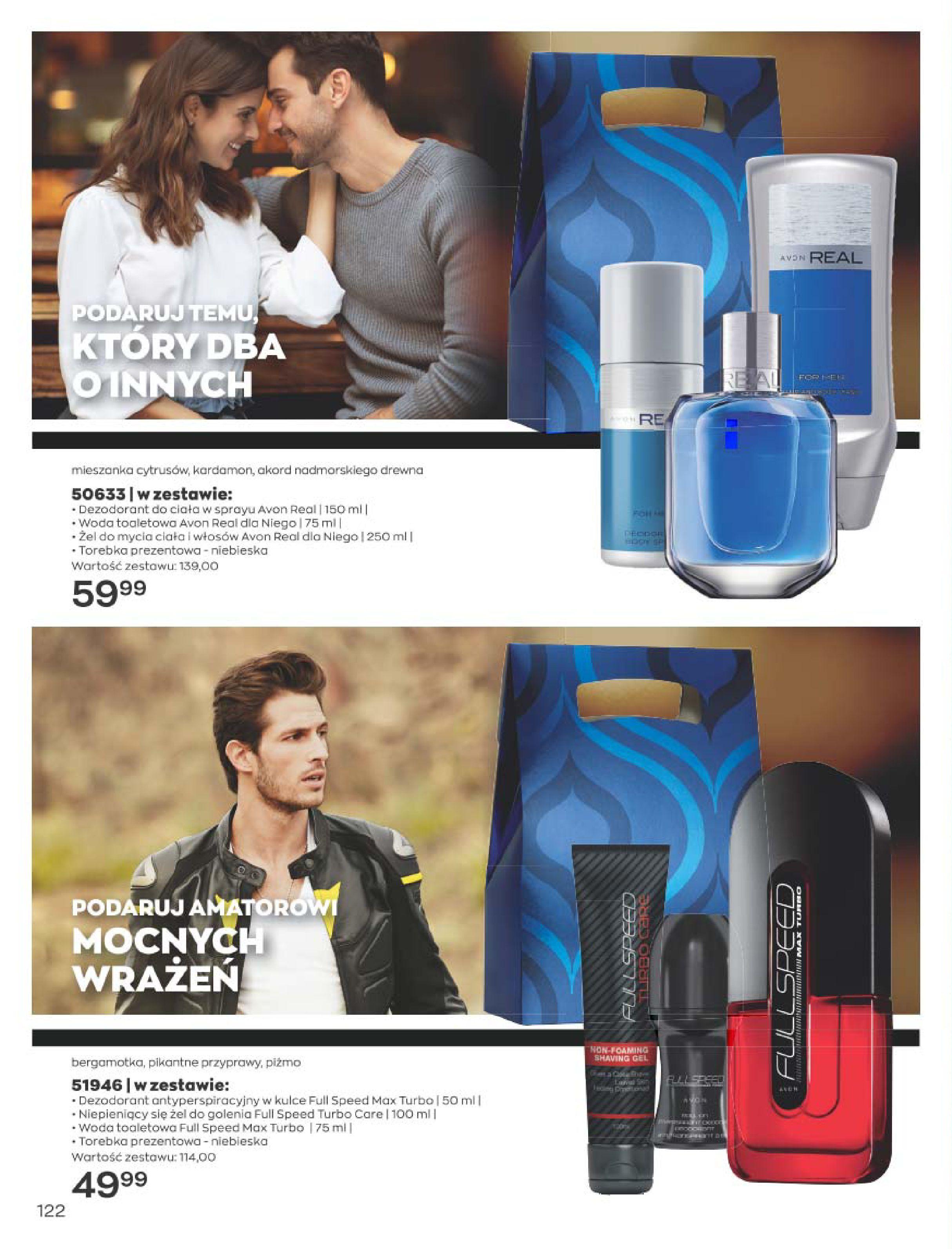 Gazetka Avon: Katalog  16/2020 2020-12-01 page-122