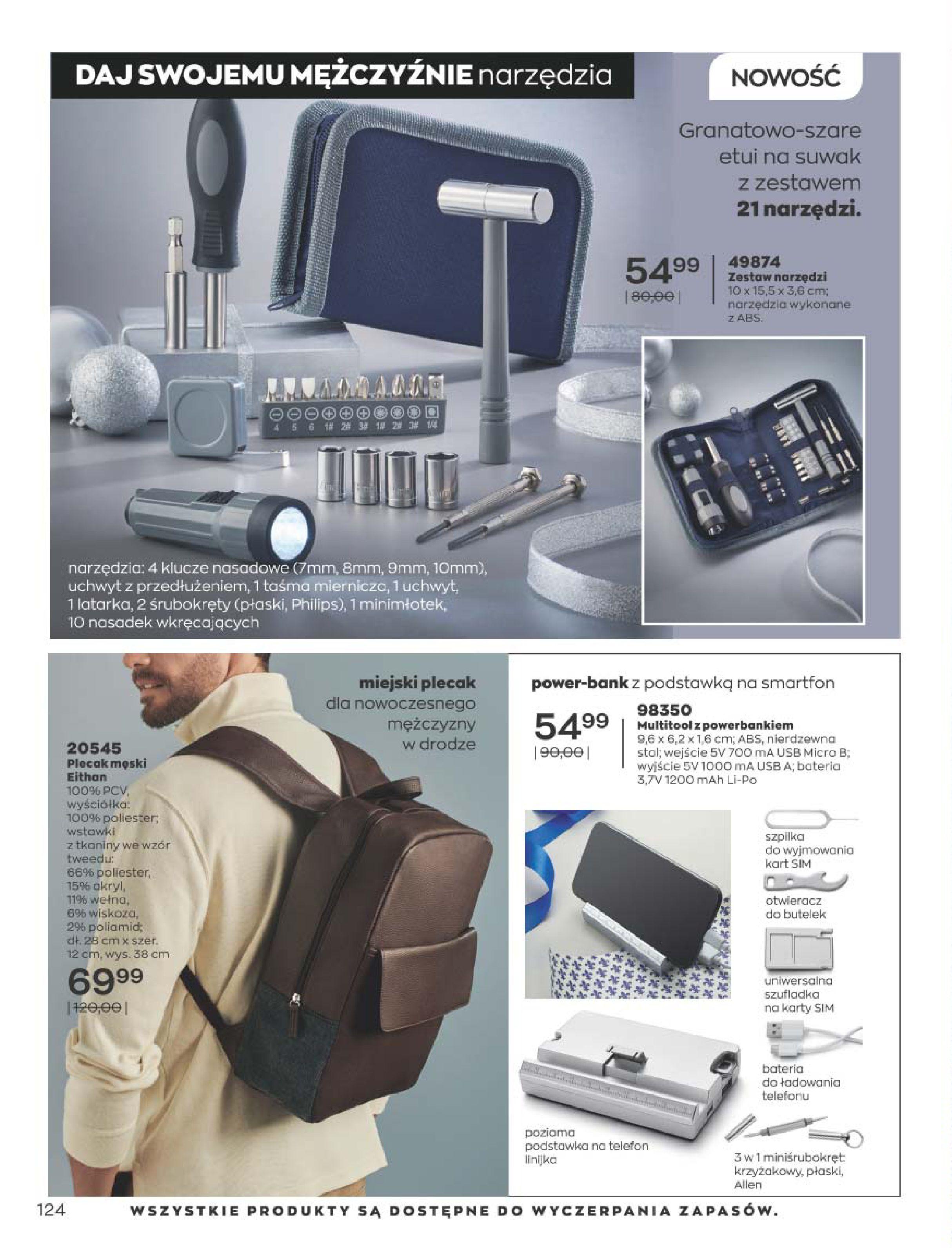 Gazetka Avon: Katalog  16/2020 2020-12-01 page-124