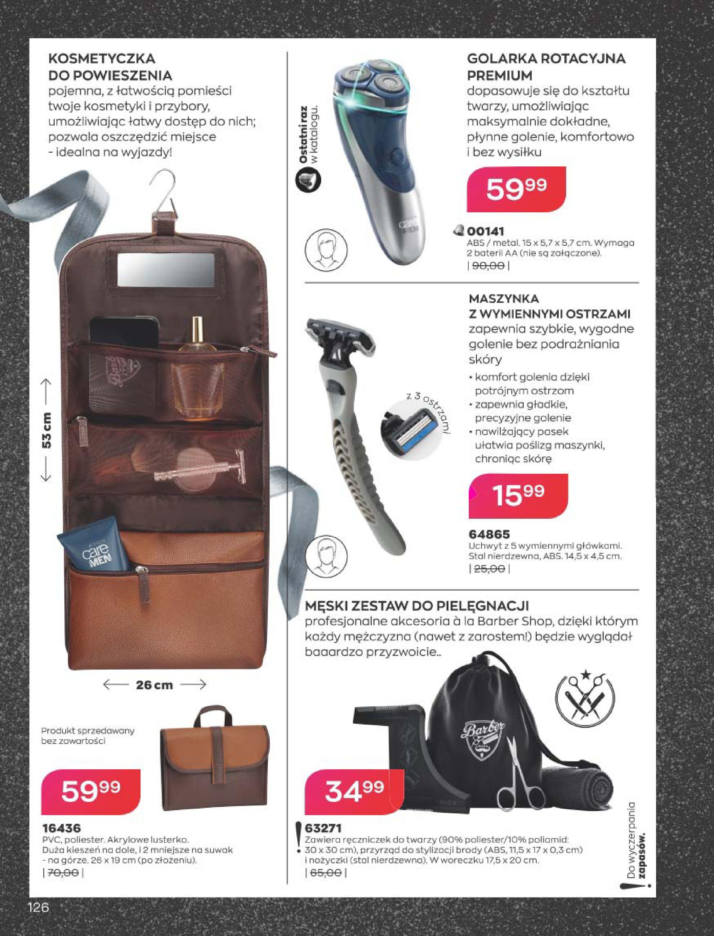 Gazetka Avon: Katalog  16/2020 2020-12-01 page-126