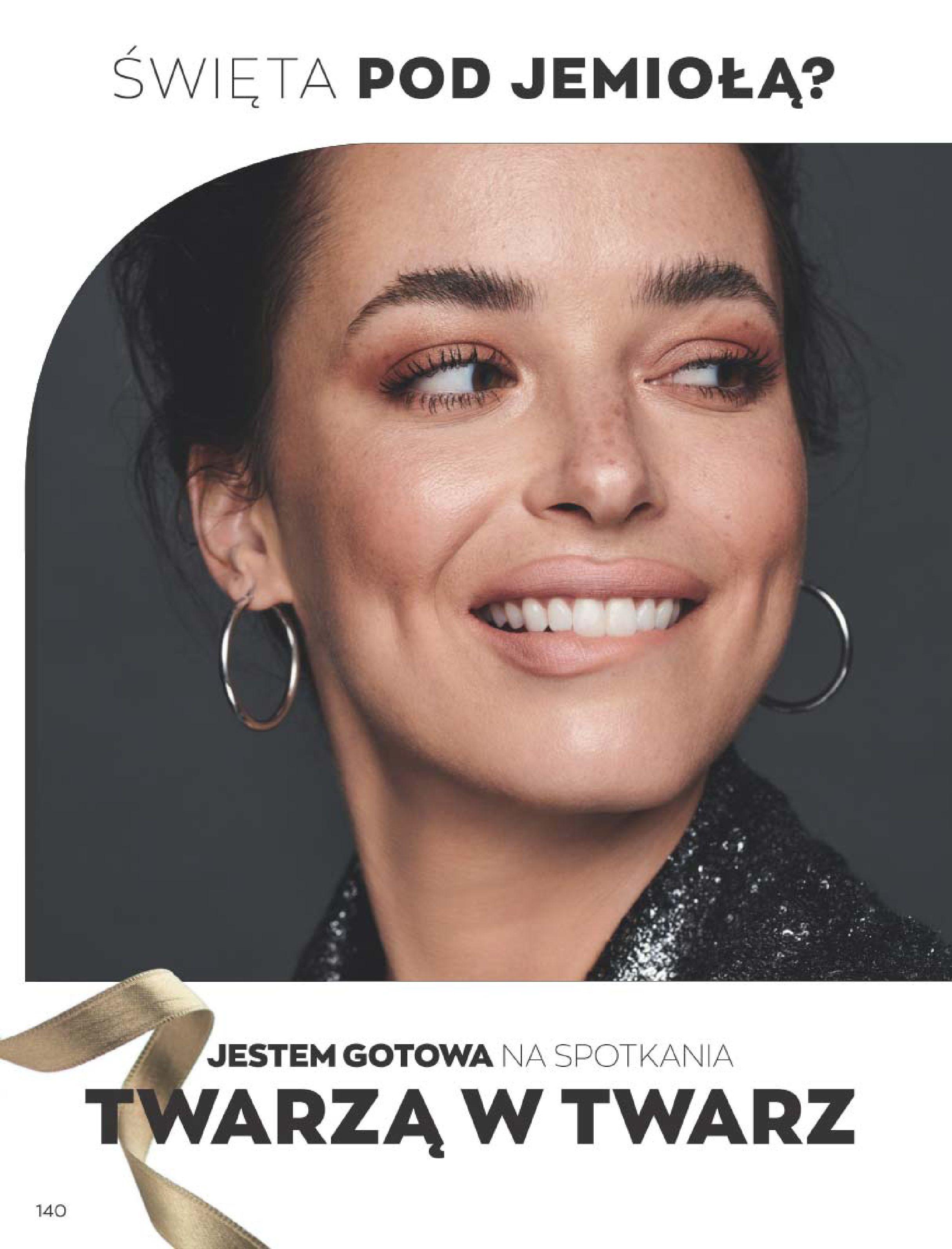 Gazetka Avon: Katalog  16/2020 2020-12-01 page-140