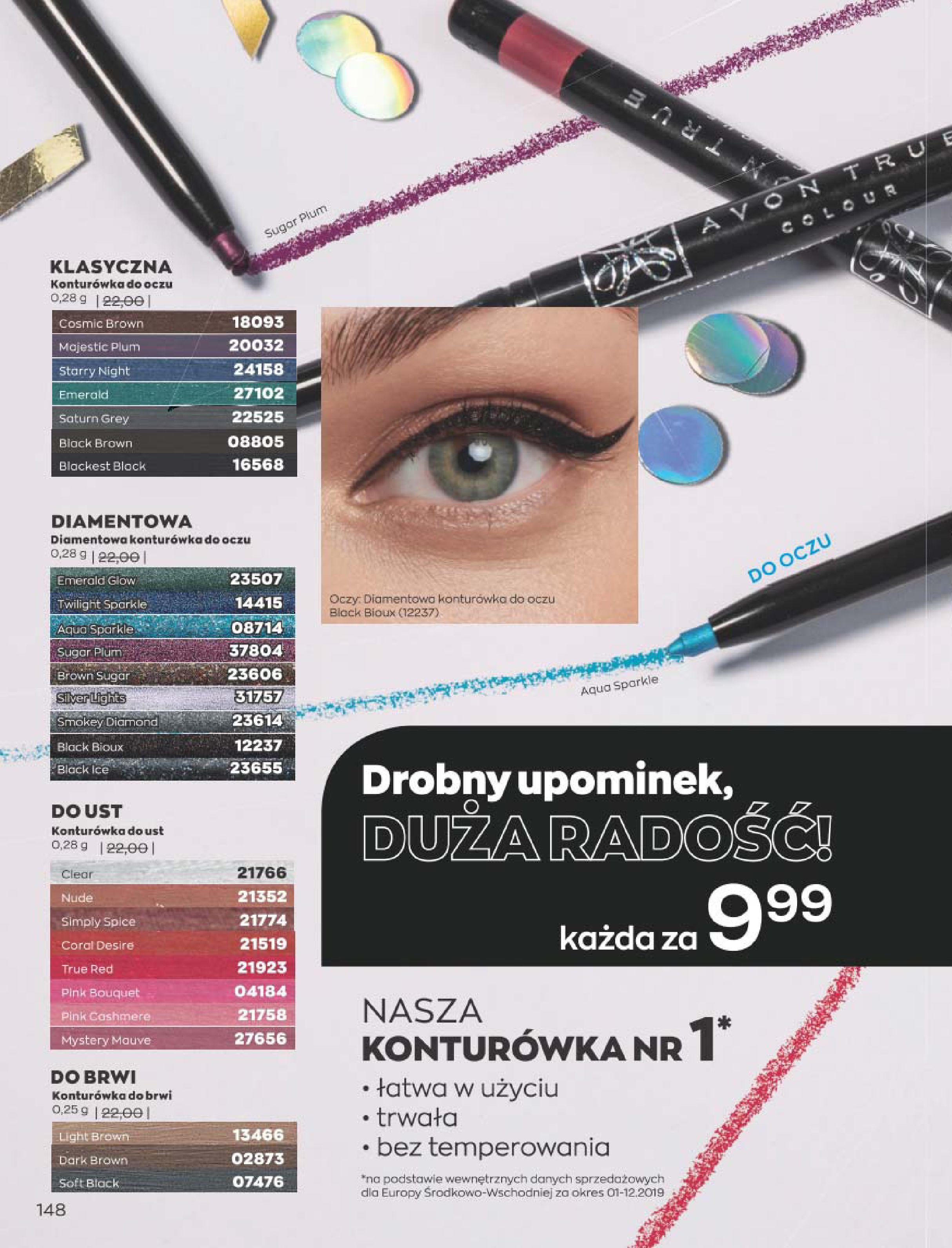 Gazetka Avon: Katalog  16/2020 2020-12-01 page-148