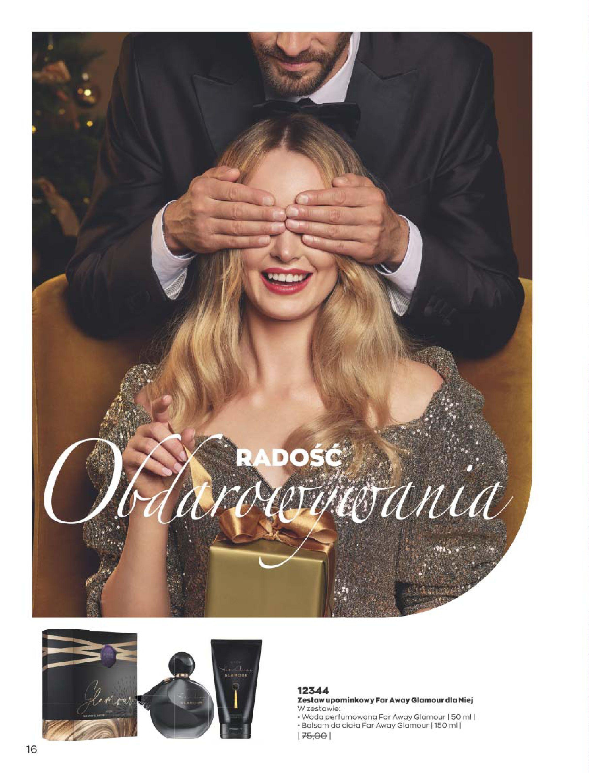 Gazetka Avon: Katalog  16/2020 2020-12-01 page-16