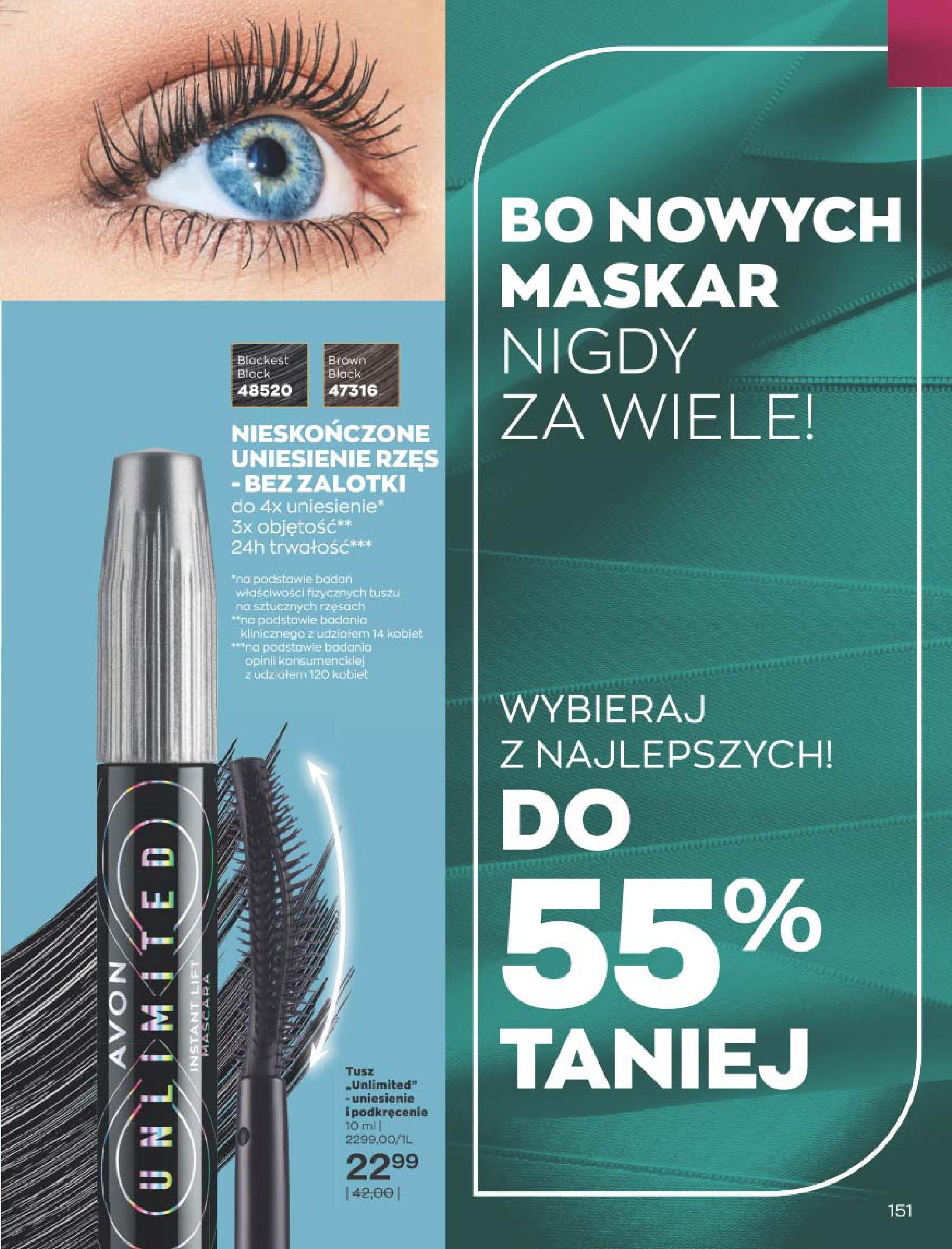 Gazetka Avon: Katalog  16/2020 2020-12-01 page-151