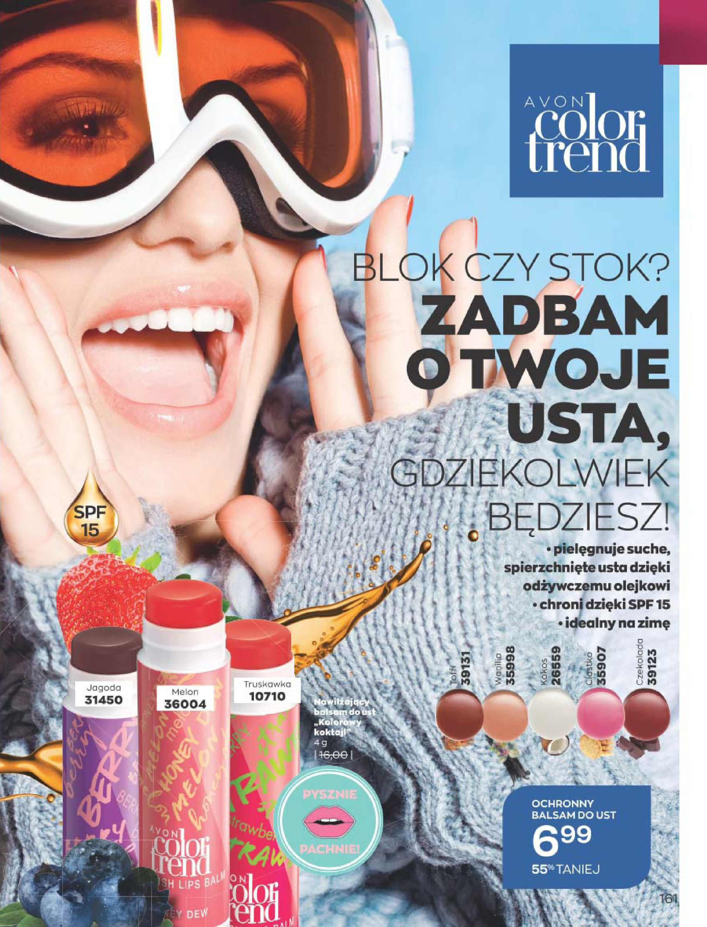 Gazetka Avon: Katalog  16/2020 2020-12-01 page-161