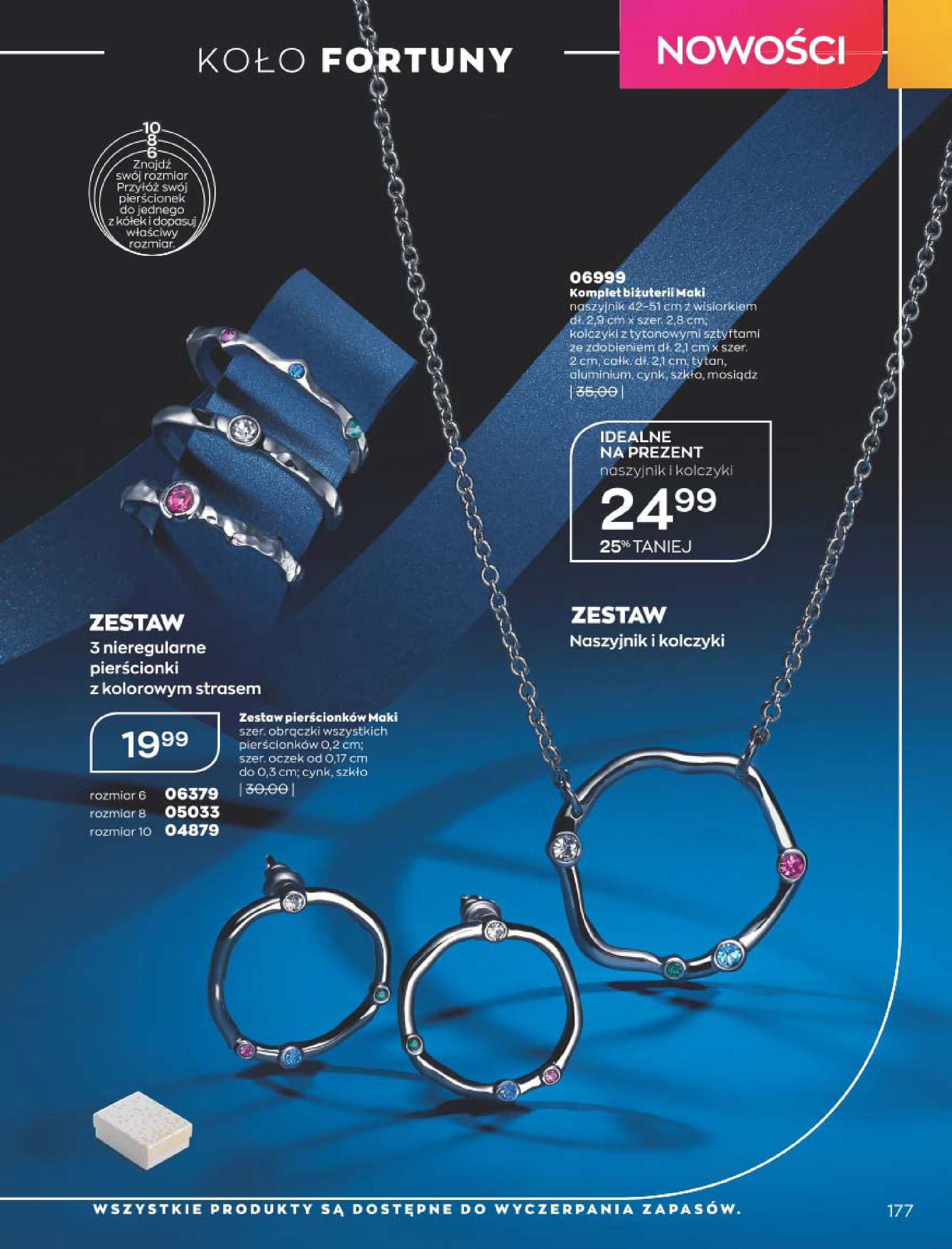 Gazetka Avon: Katalog  16/2020 2020-12-01 page-177