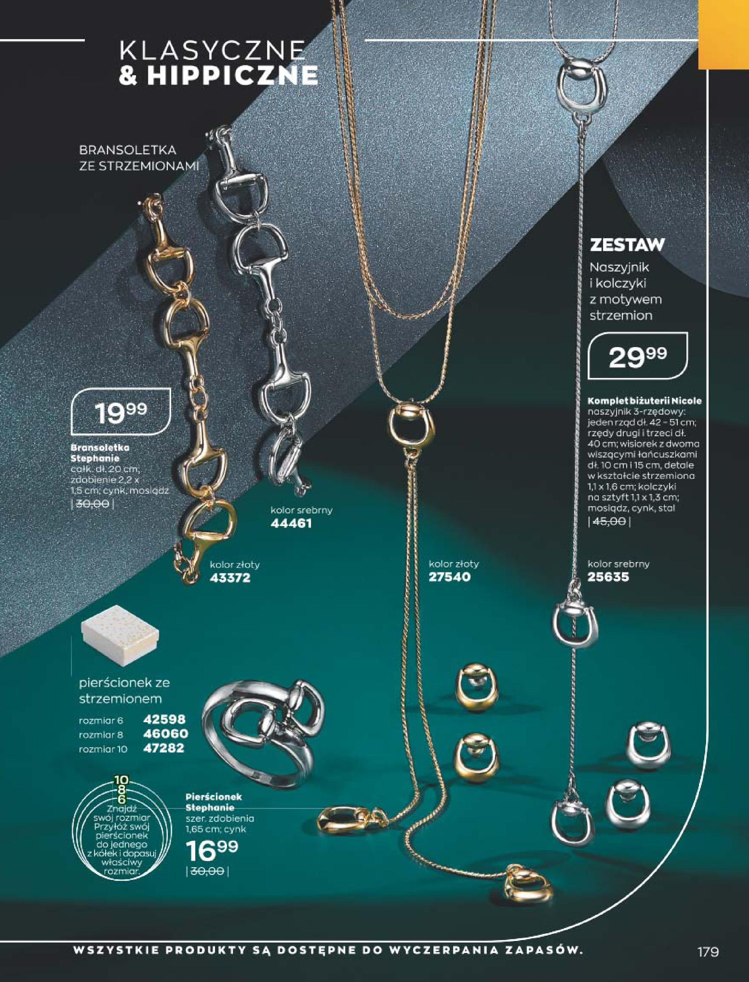 Gazetka Avon: Katalog  16/2020 2020-12-01 page-179