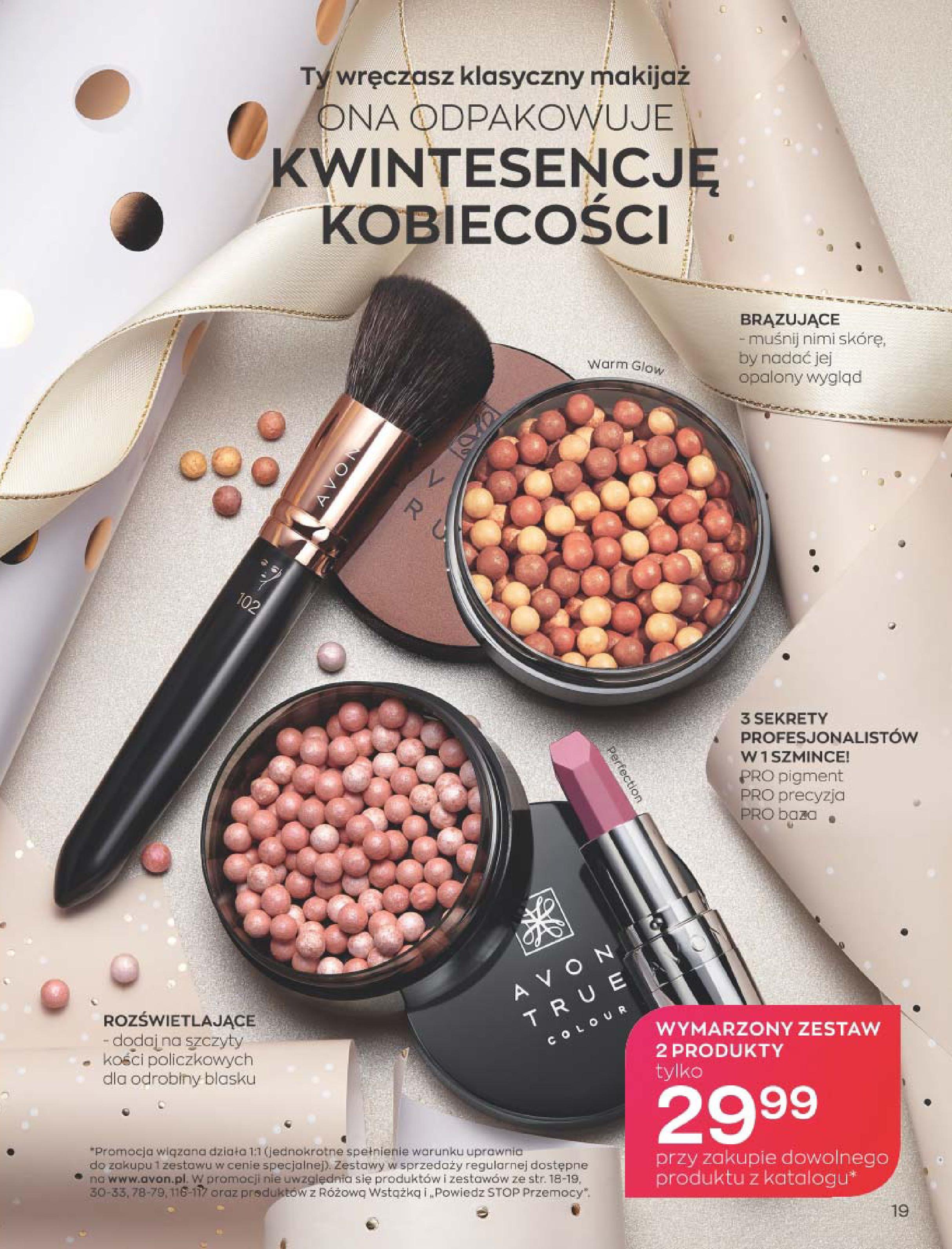 Gazetka Avon: Katalog  16/2020 2020-12-01 page-19
