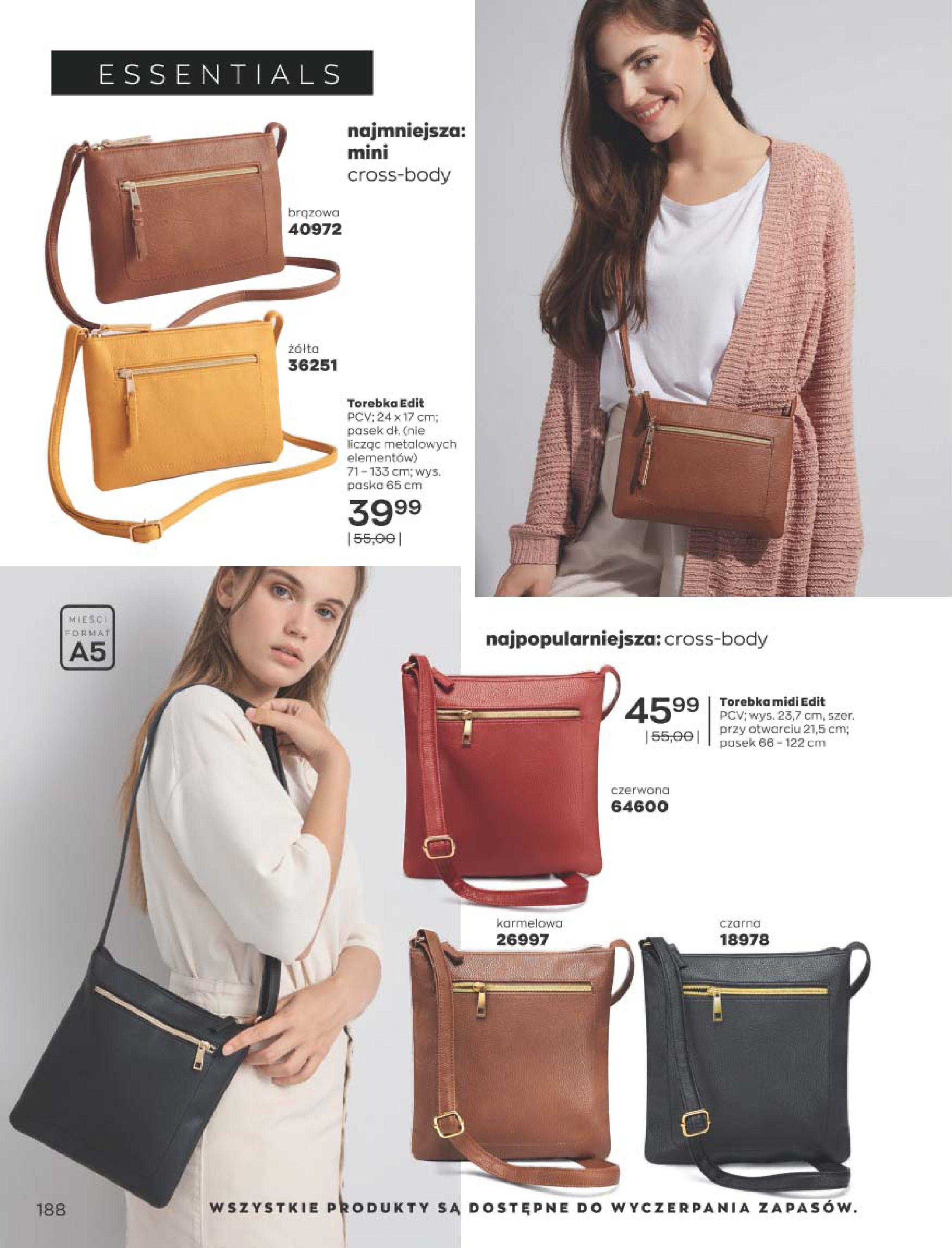 Gazetka Avon: Katalog  16/2020 2020-12-01 page-188