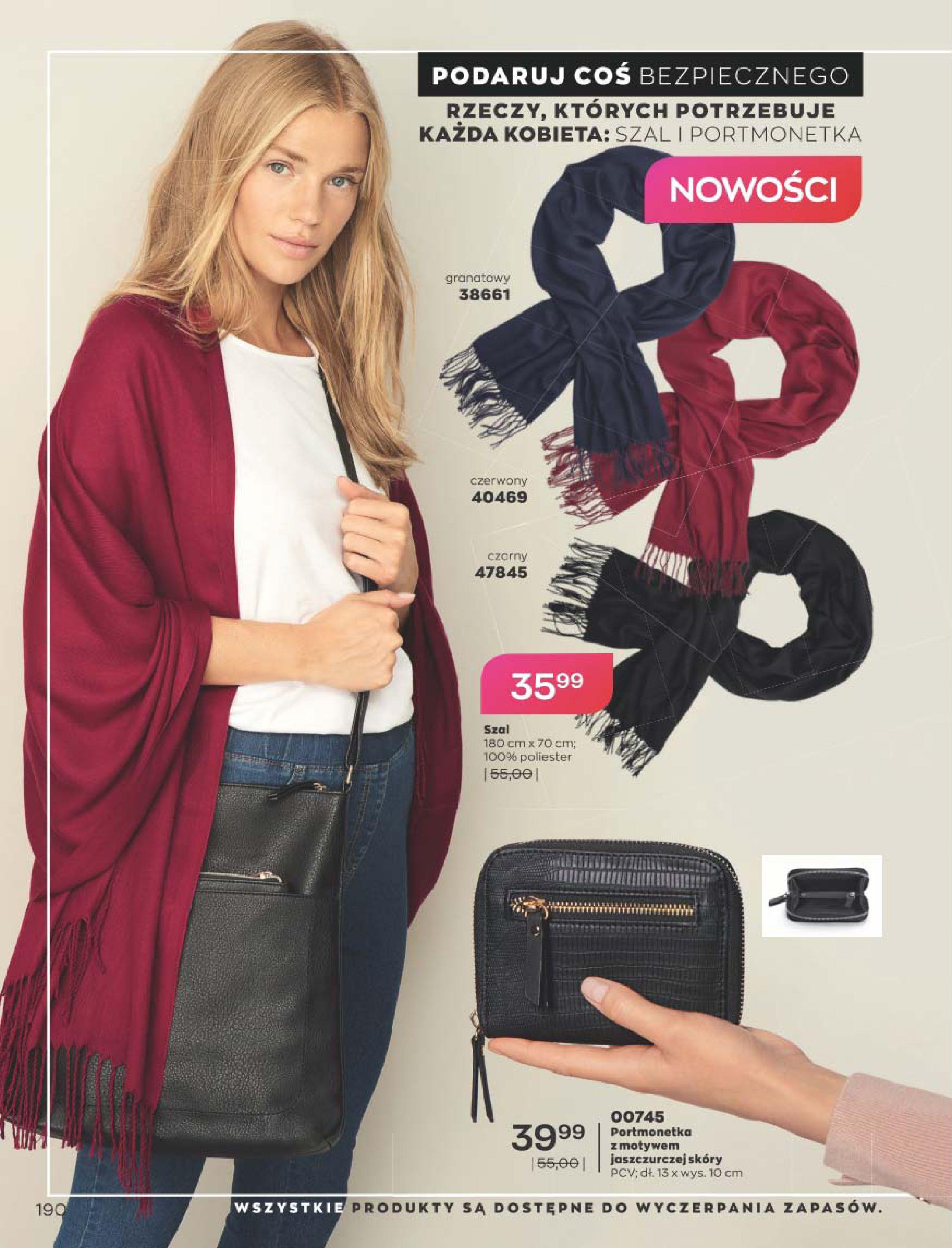 Gazetka Avon: Katalog  16/2020 2020-12-01 page-190