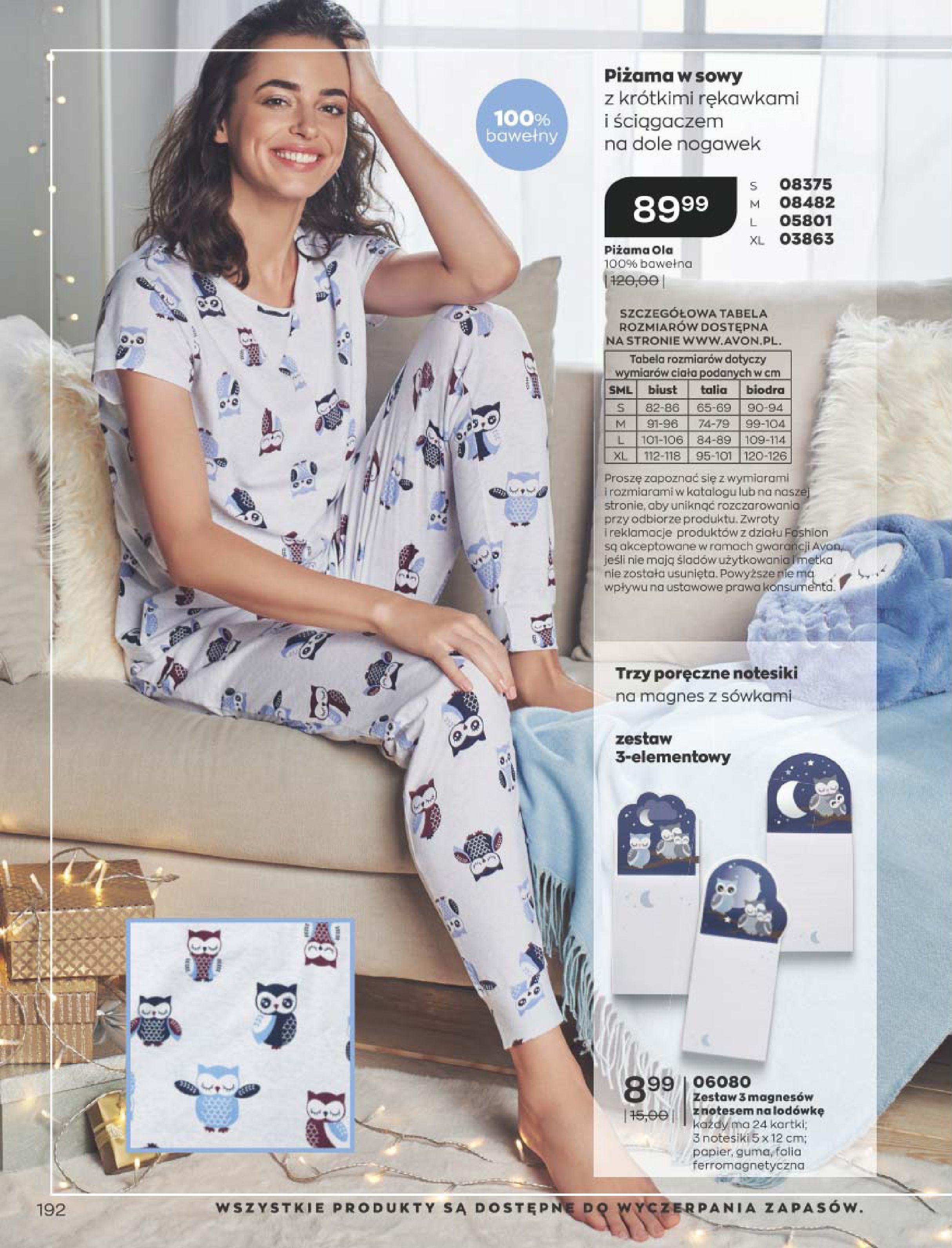 Gazetka Avon: Katalog  16/2020 2020-12-01 page-192