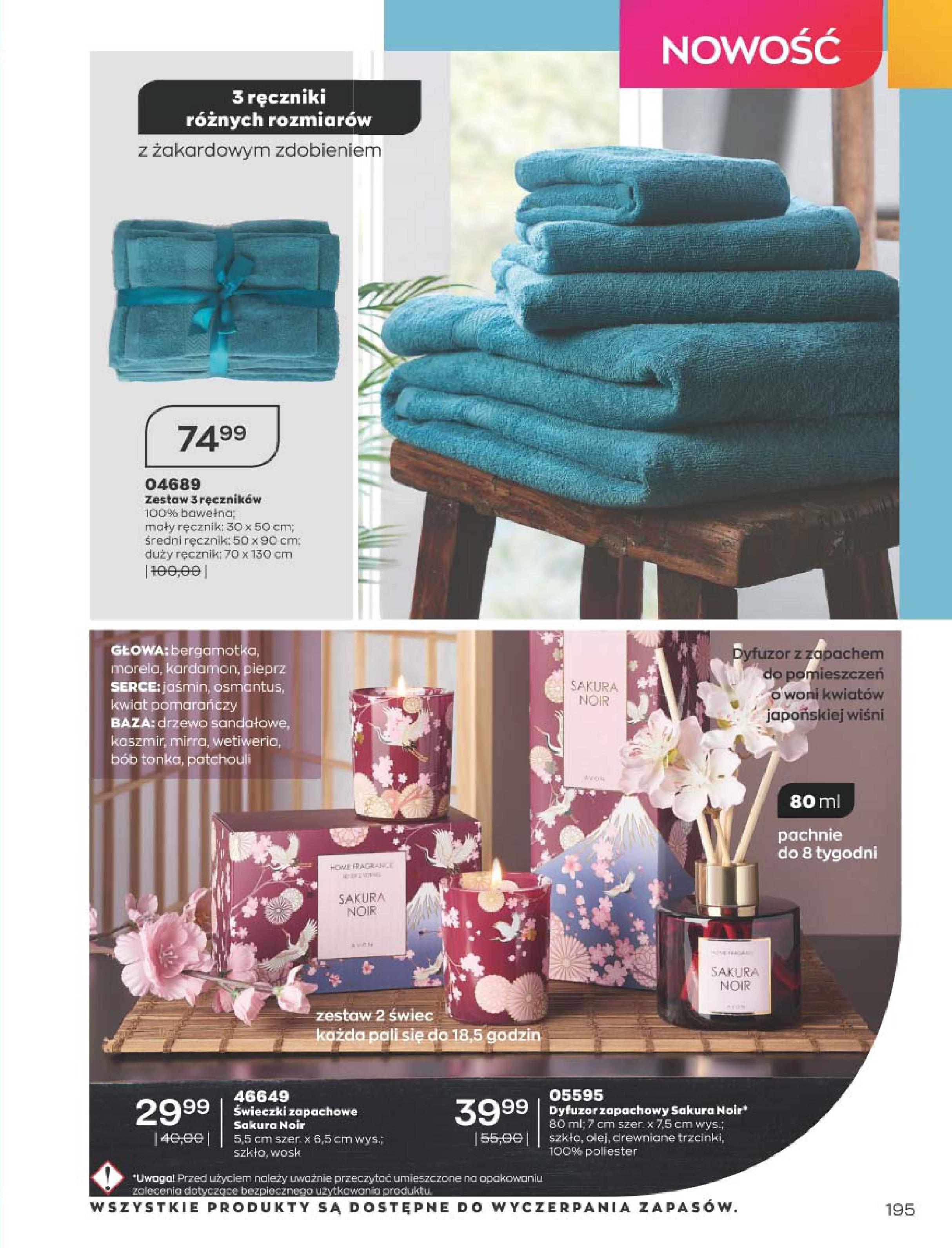 Gazetka Avon: Katalog  16/2020 2020-12-01 page-195