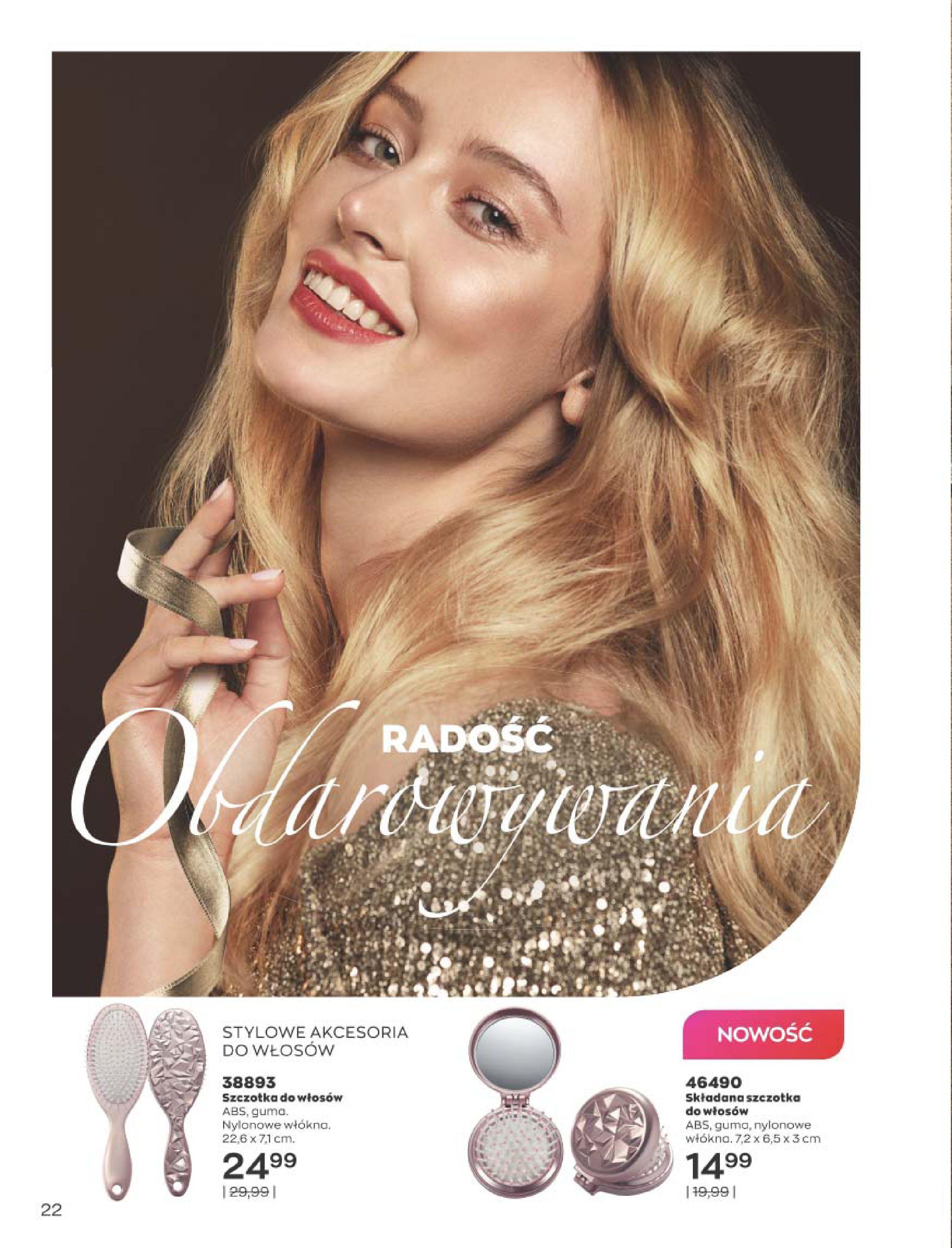 Gazetka Avon: Katalog  16/2020 2020-12-01 page-22