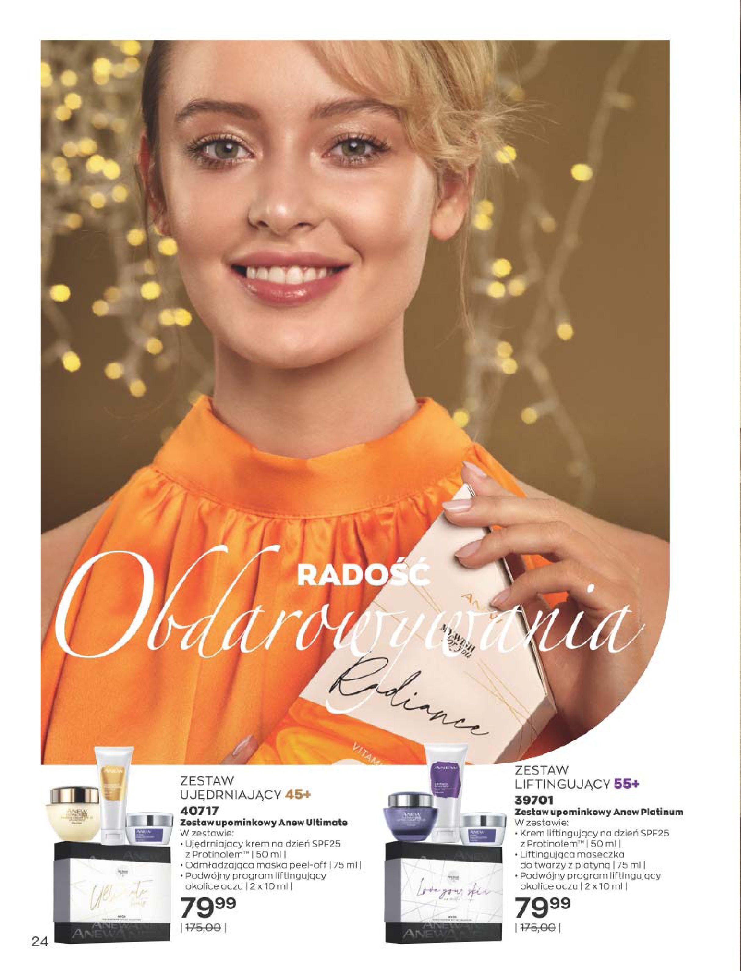 Gazetka Avon: Katalog  16/2020 2020-12-01 page-24