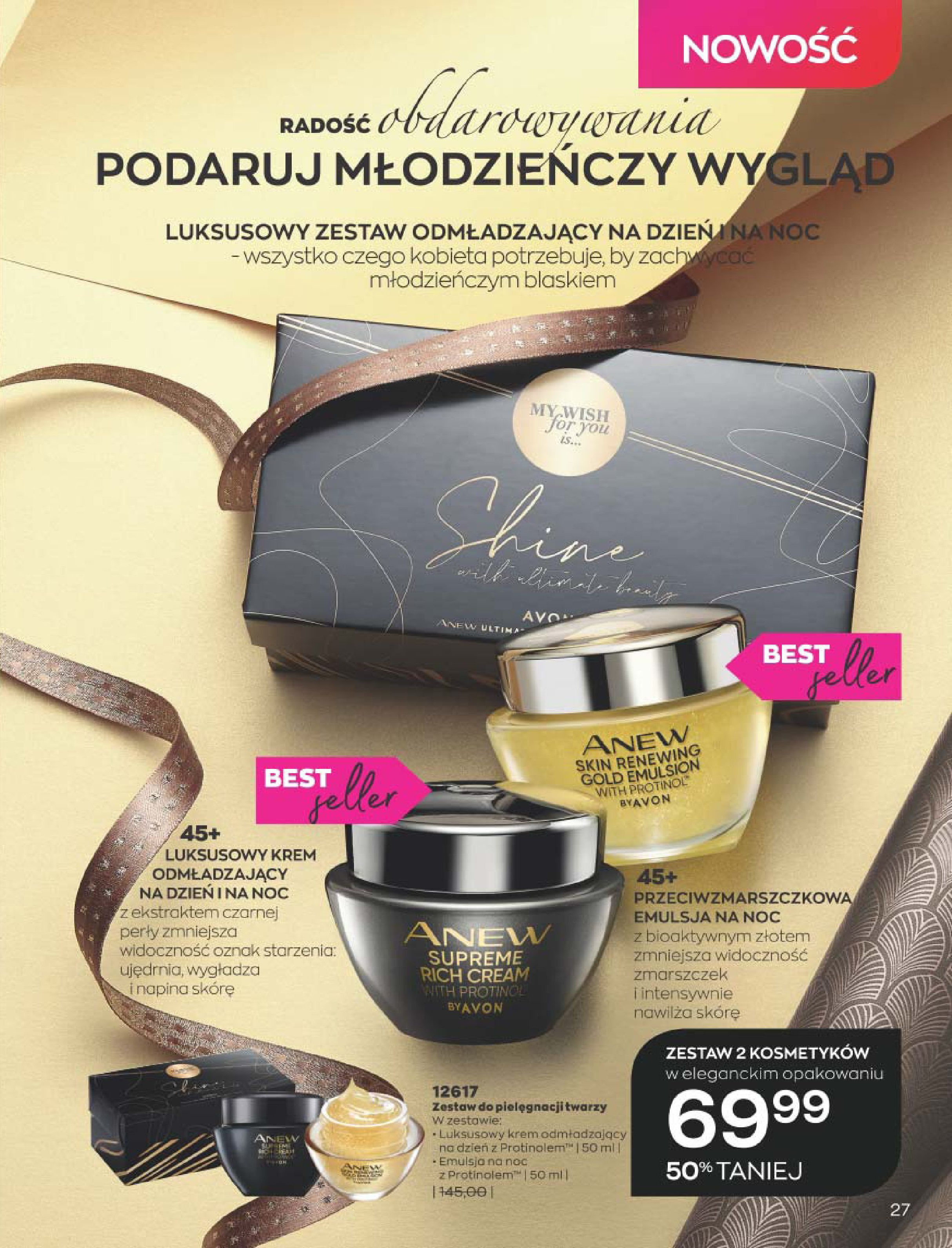Gazetka Avon: Katalog  16/2020 2020-12-01 page-27