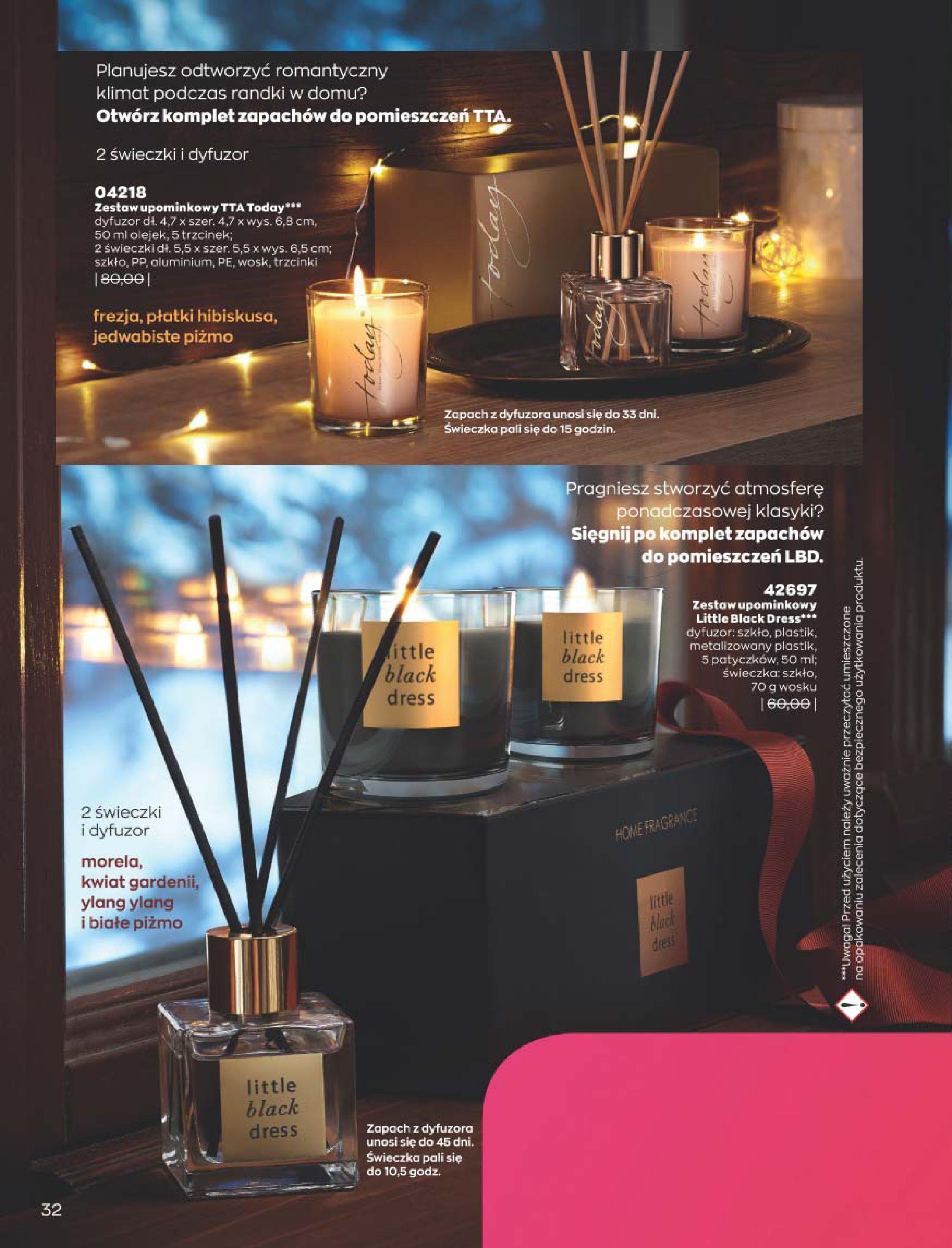 Gazetka Avon: Katalog  16/2020 2020-12-01 page-32