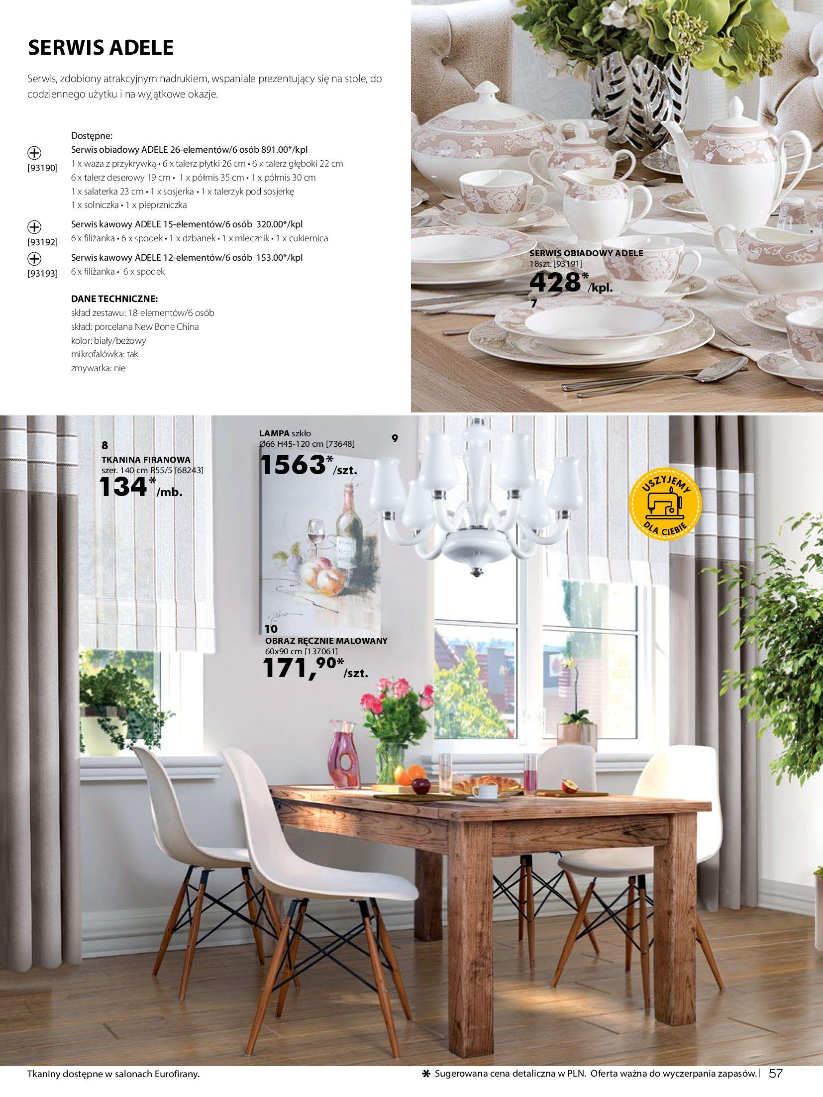 Gazetka Eurofirany - Katalog jesień/zima 2017/18-14.09.2017-20.03.2018-page-57