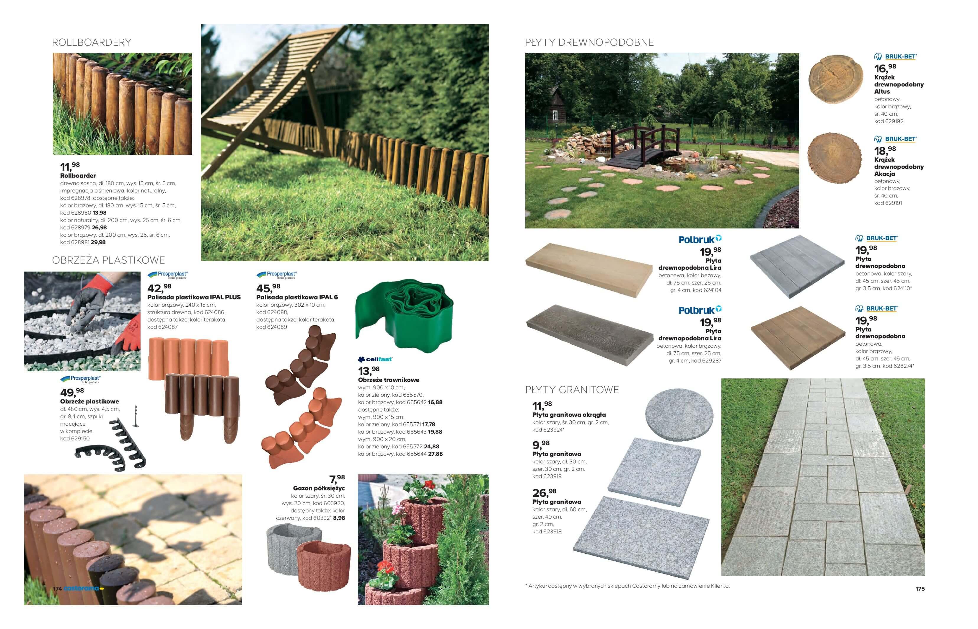 Gazetka Castorama - Katalog Ogród 2018-18.03.2018-31.08.2018-page-