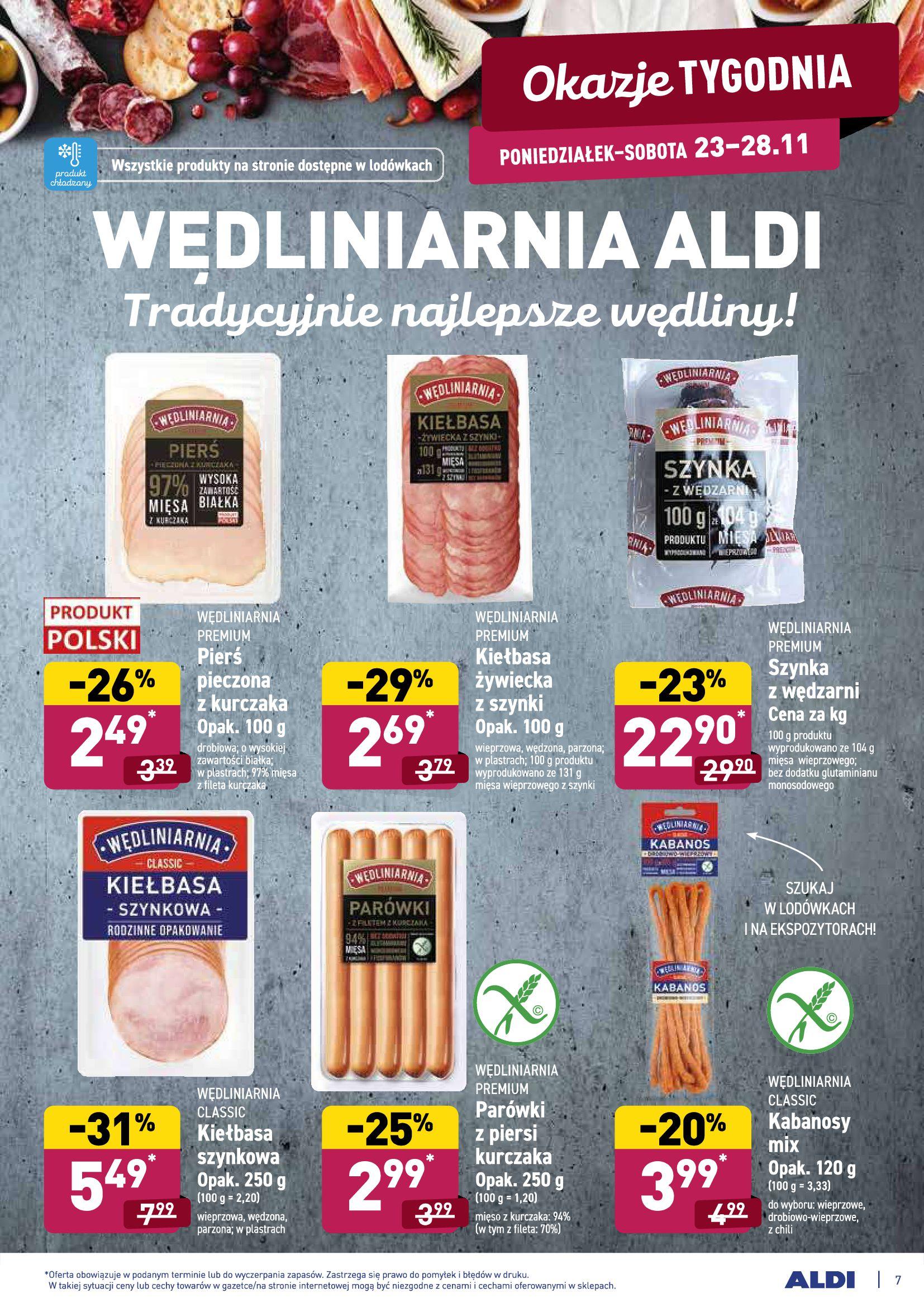 Gazetka Aldi - Gazetka promocyjna od 23.11-22.11.2020-27.11.2020-page-7