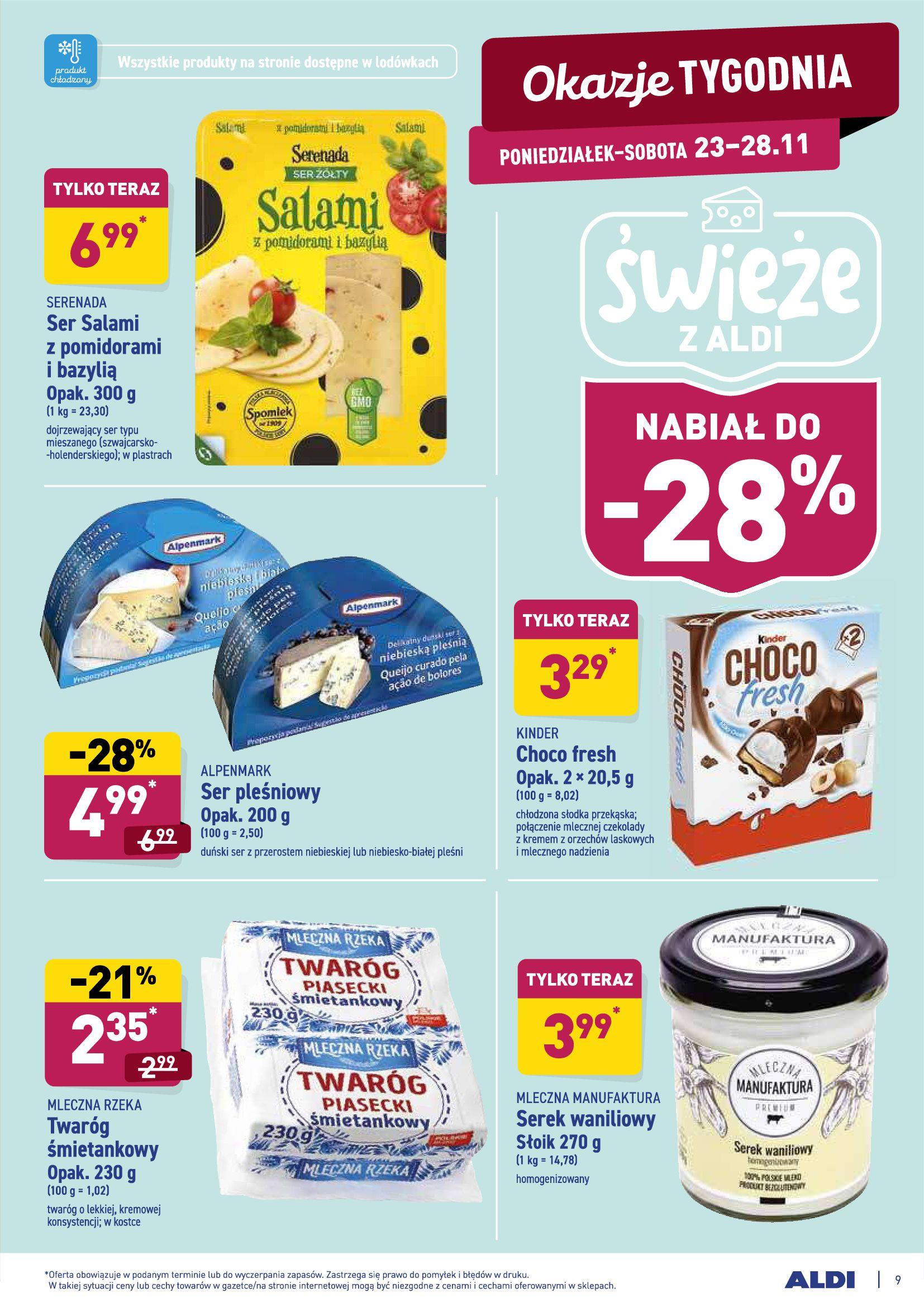 Gazetka Aldi - Gazetka promocyjna od 23.11-22.11.2020-27.11.2020-page-9