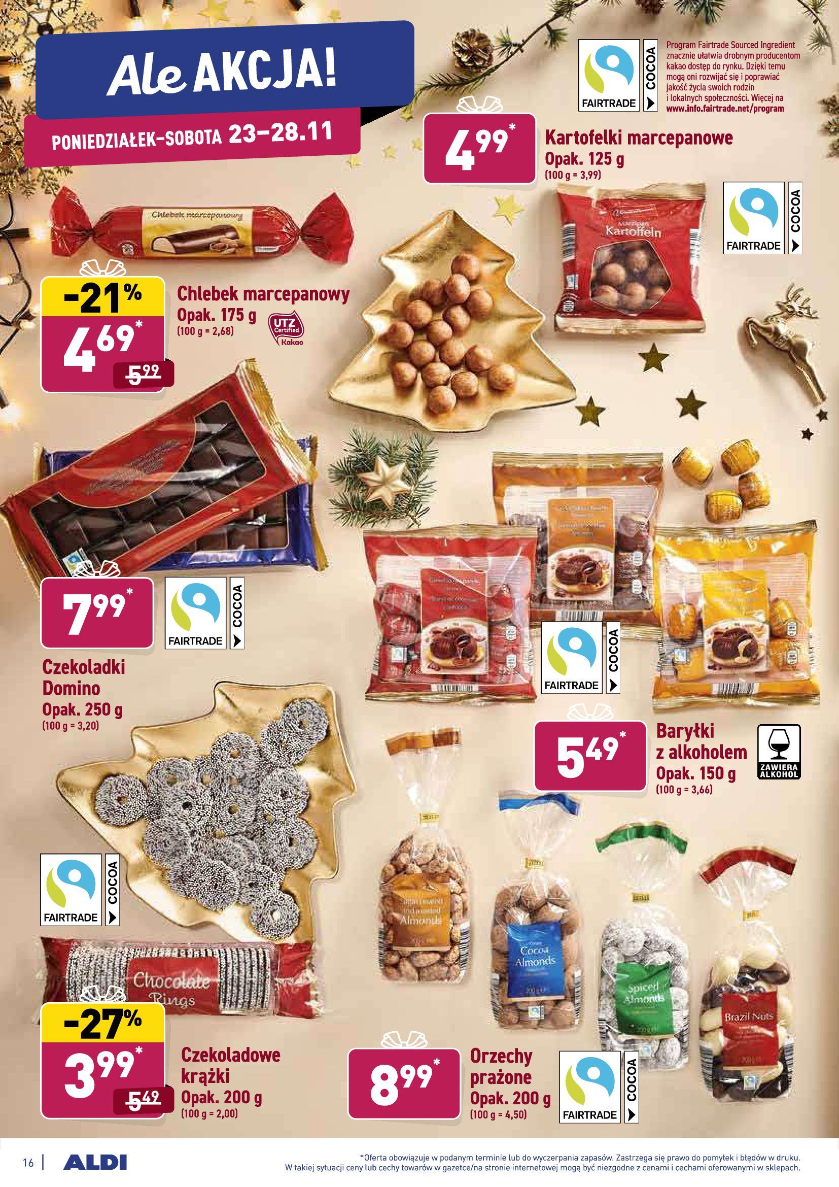 Gazetka Aldi - Gazetka promocyjna od 23.11-22.11.2020-27.11.2020-page-16