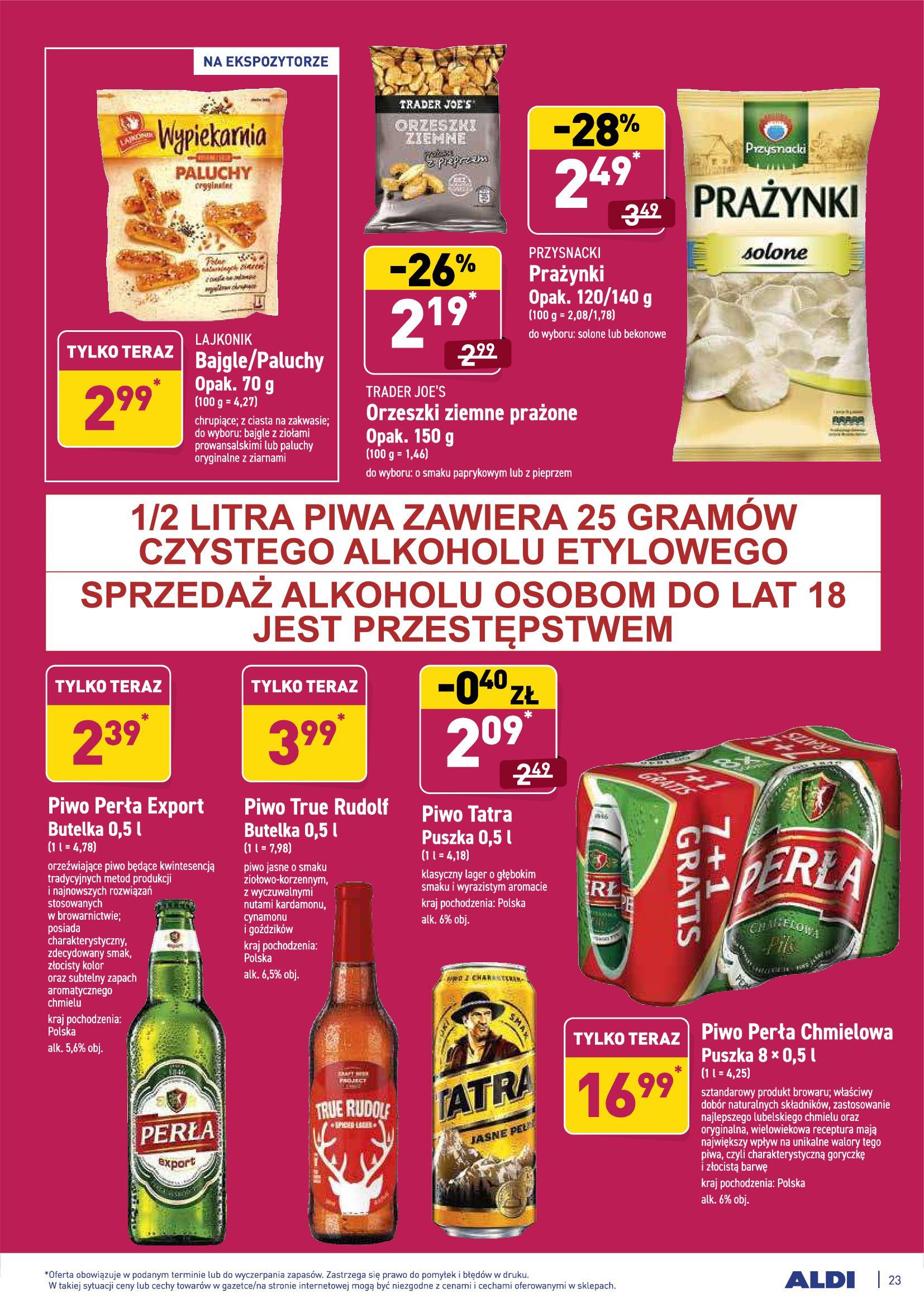 Gazetka Aldi - Gazetka promocyjna od 23.11-22.11.2020-27.11.2020-page-23