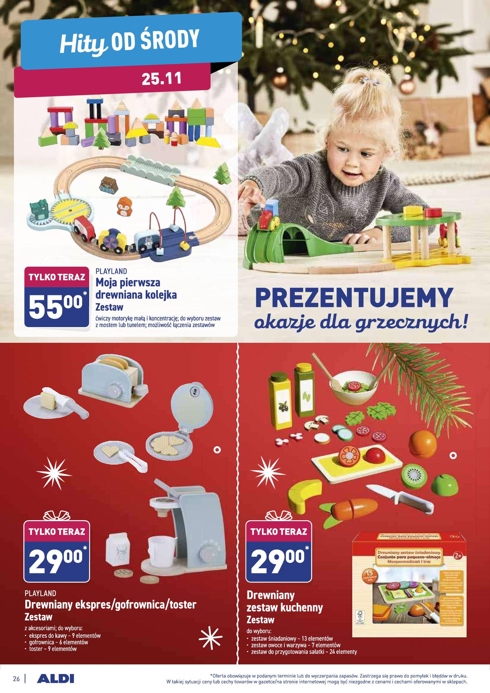 Gazetka Aldi - Gazetka promocyjna od 23.11-22.11.2020-27.11.2020-page-26