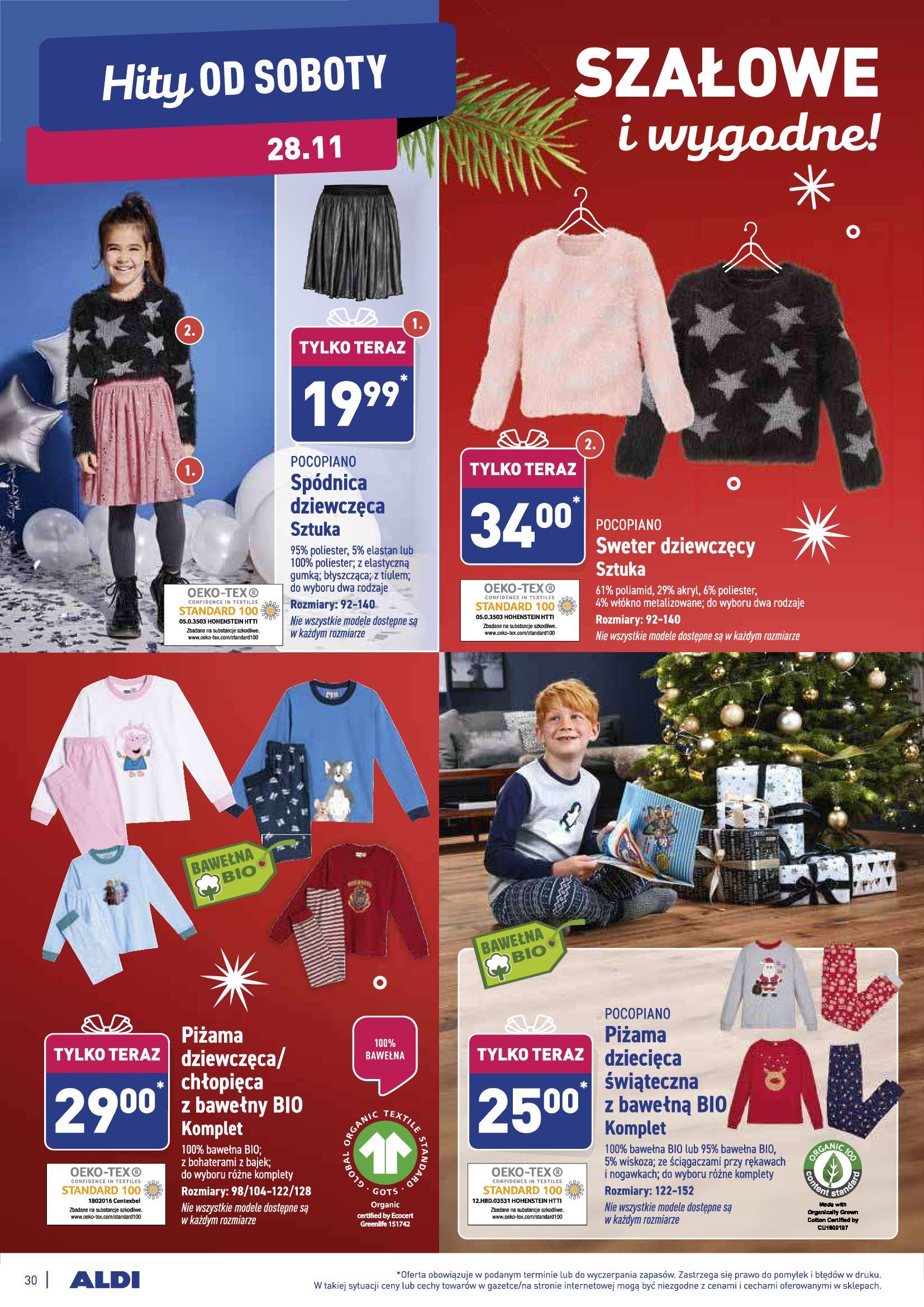 Gazetka Aldi - Gazetka promocyjna od 23.11-22.11.2020-27.11.2020-page-30