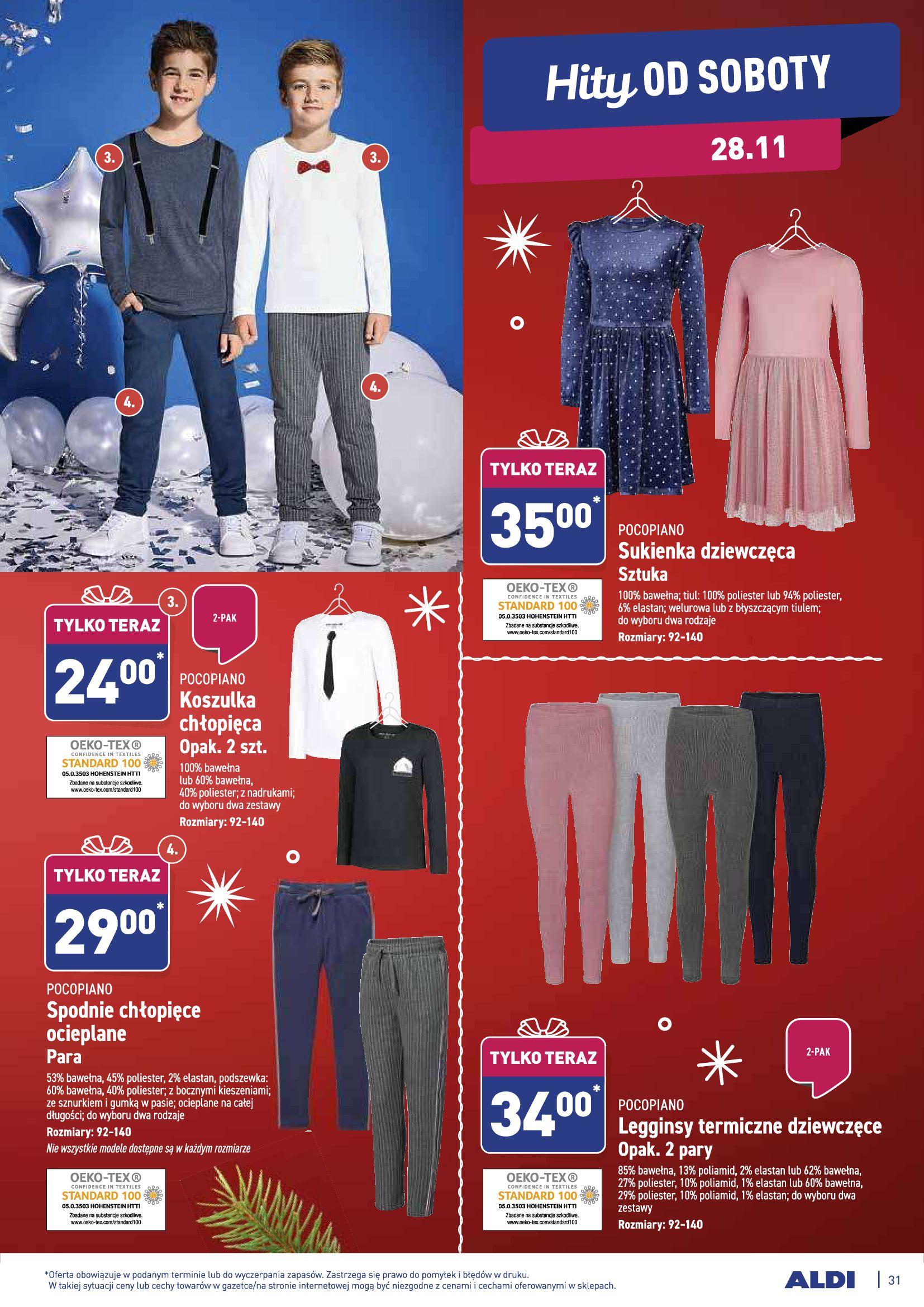 Gazetka Aldi - Gazetka promocyjna od 23.11-22.11.2020-27.11.2020-page-31