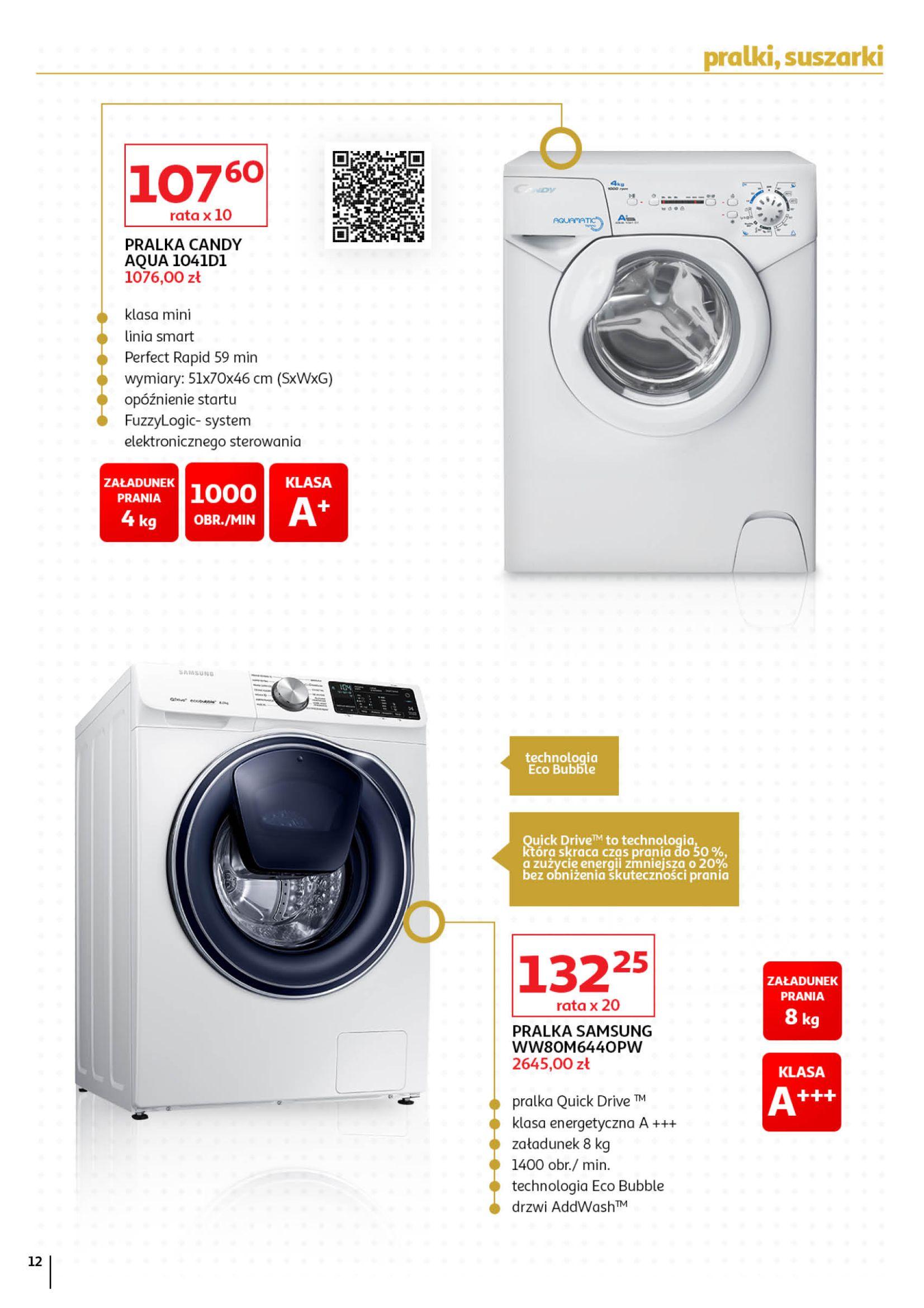 Gazetka Auchan - Oferta Auchan Premium Hipermarkety-04.09.2019-02.10.2019-page-