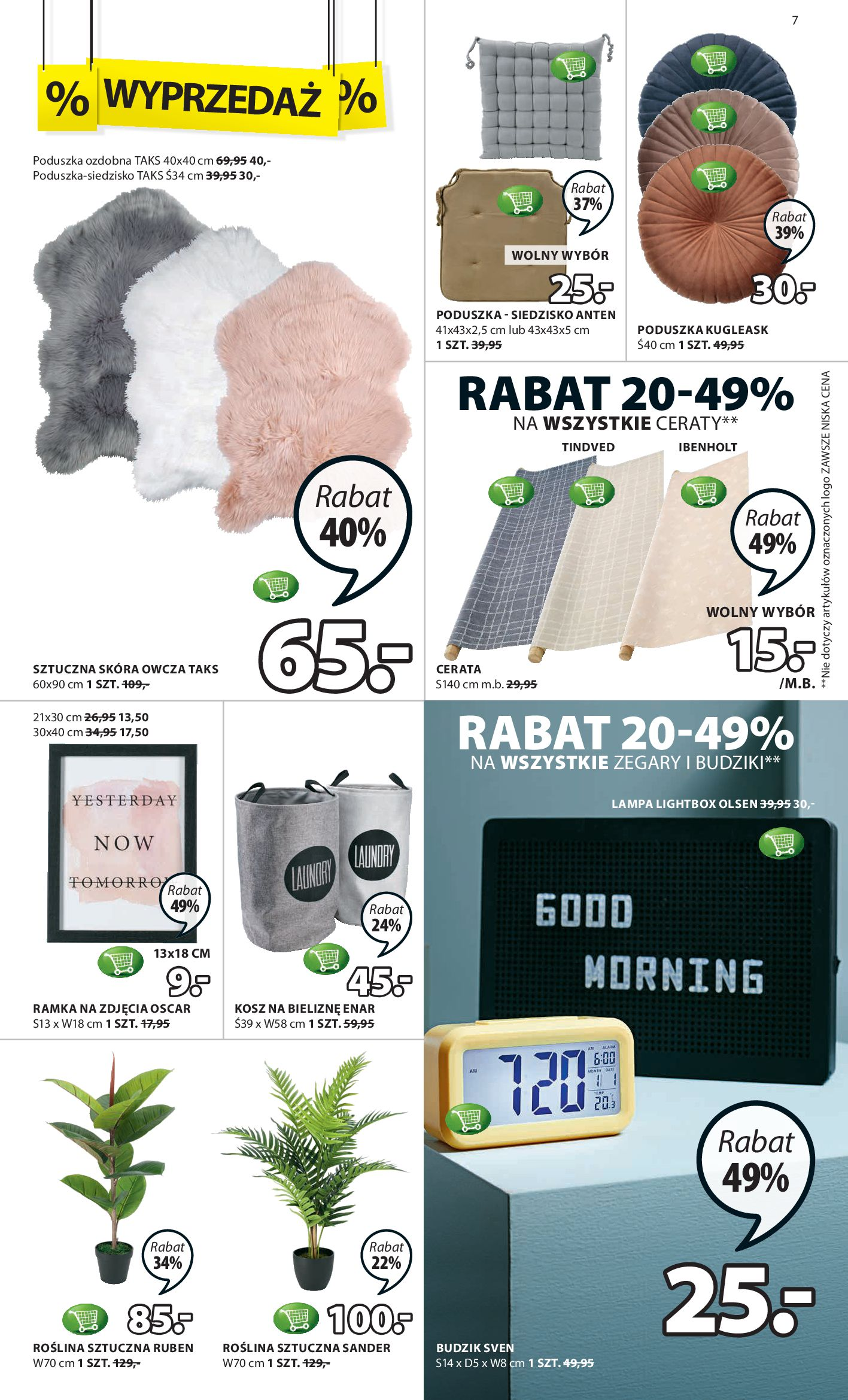 Gazetka Jysk - Oferta tygodnia-31.07.2019-14.08.2019-page-