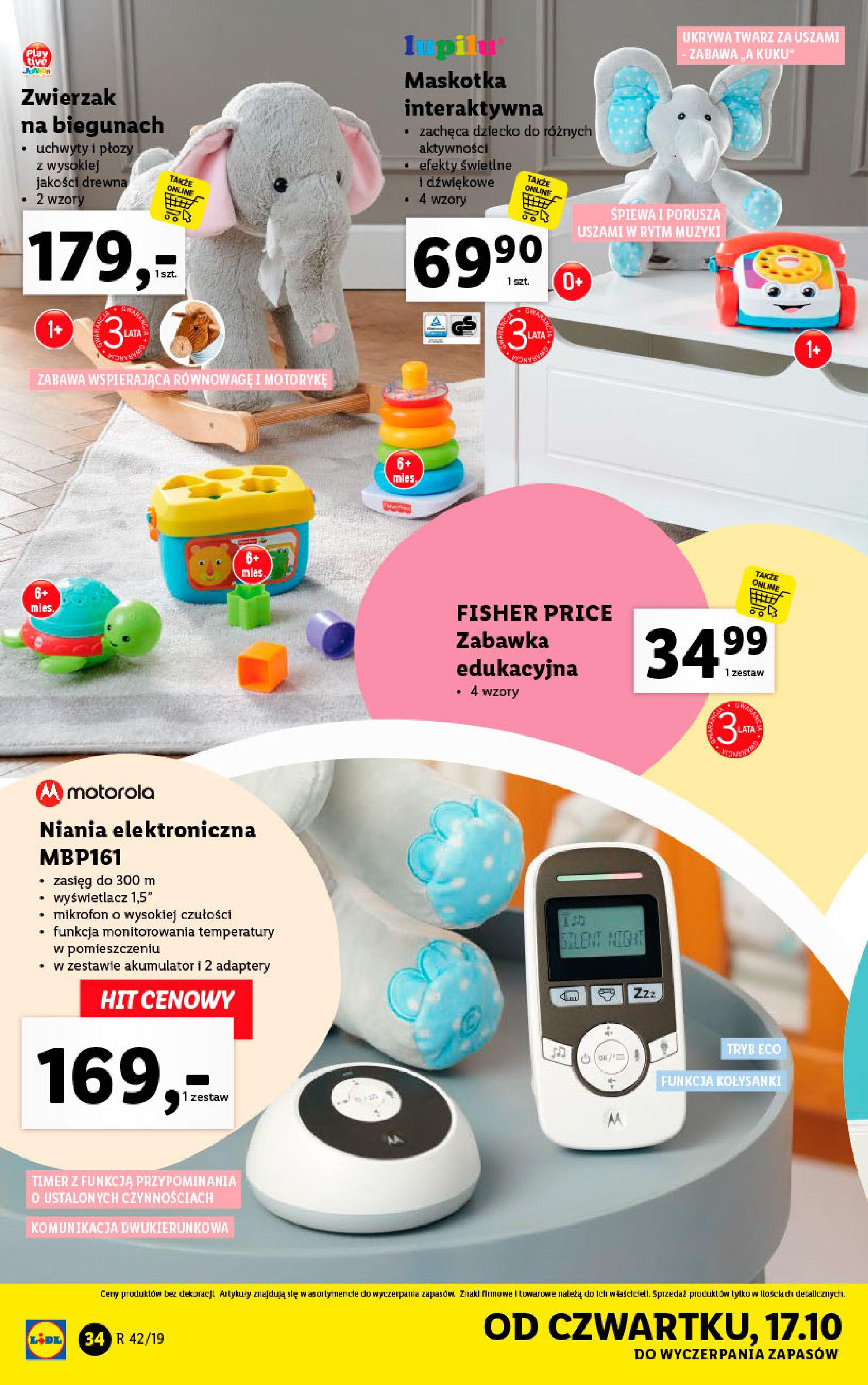 Gazetka Lidl - Katalog promocyjny-13.10.2019-19.10.2019-page-