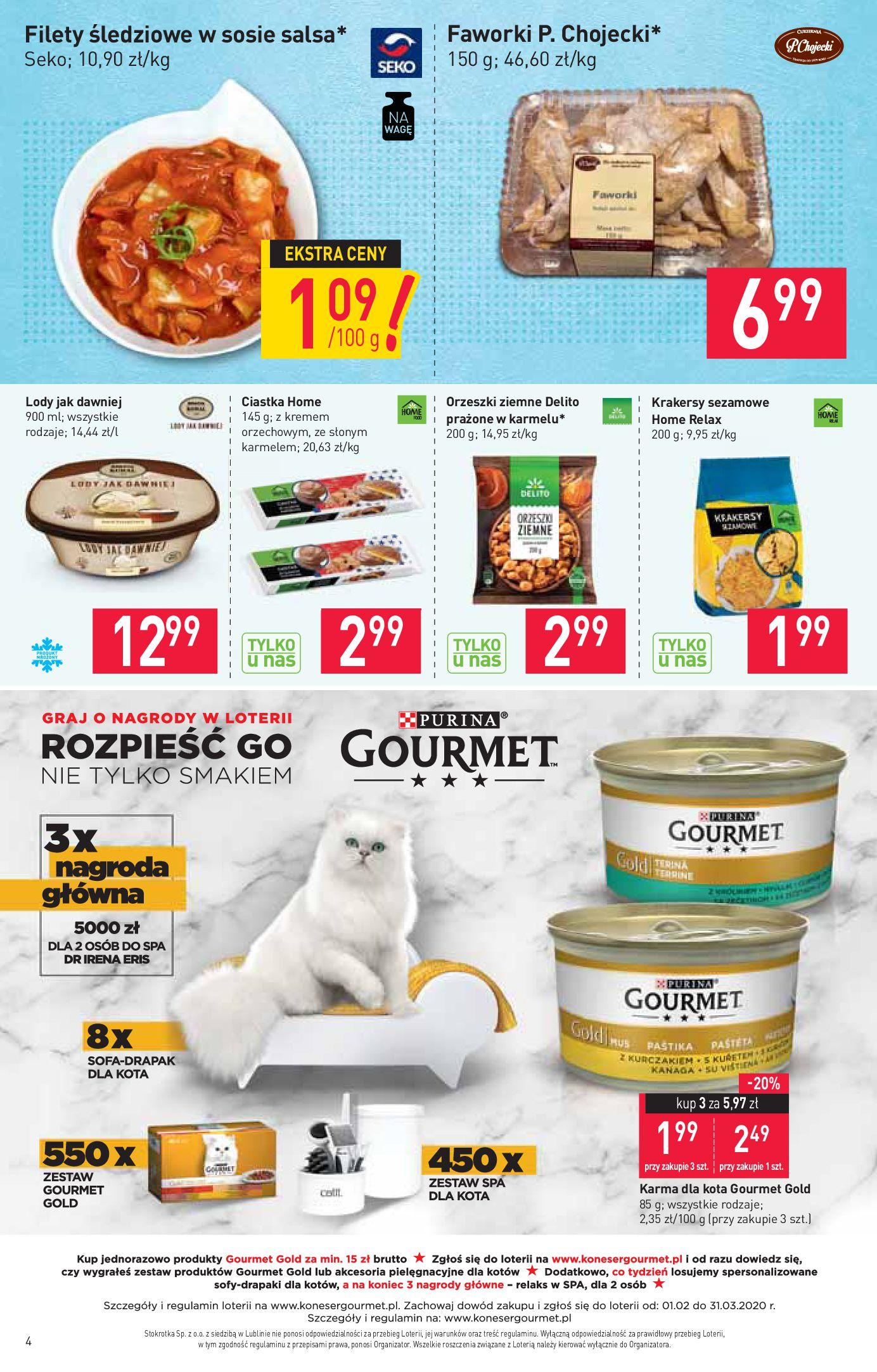 Gazetka Stokrotka Market - W tym tygodniu-12.02.2020-19.02.2020-page-4