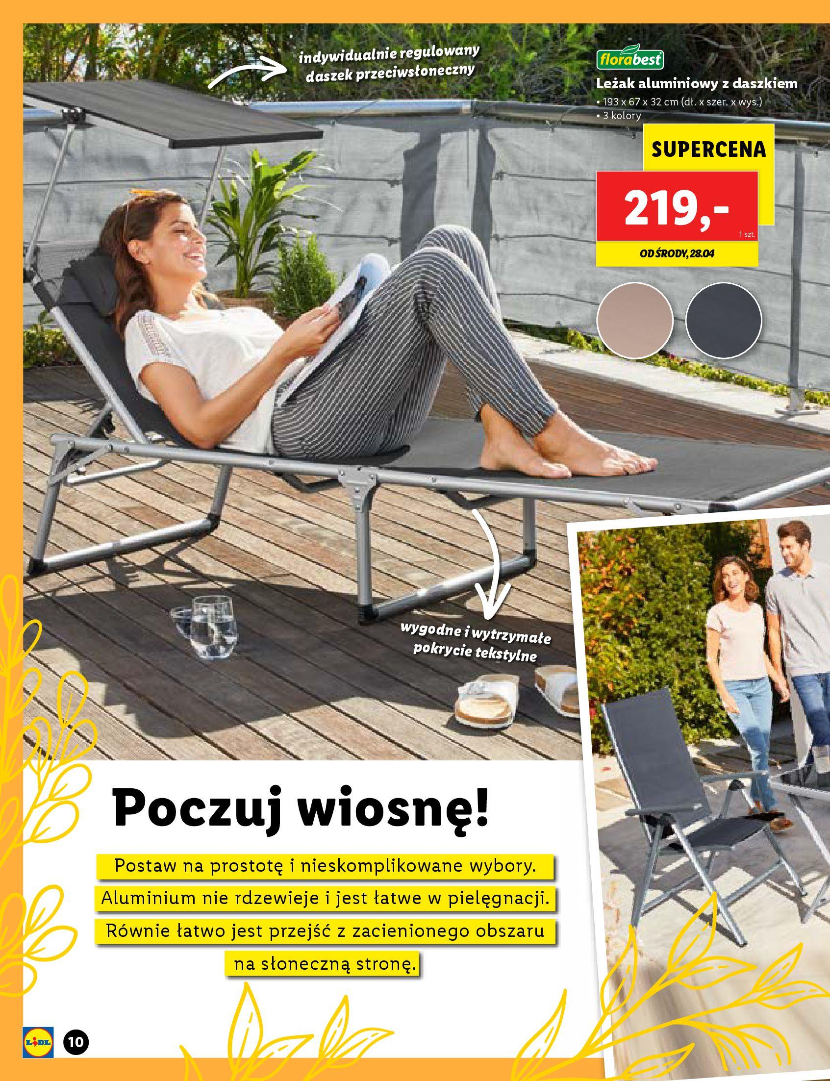 Gazetka Lidl: Katalog Majówka 2021 2021-04-22 page-10