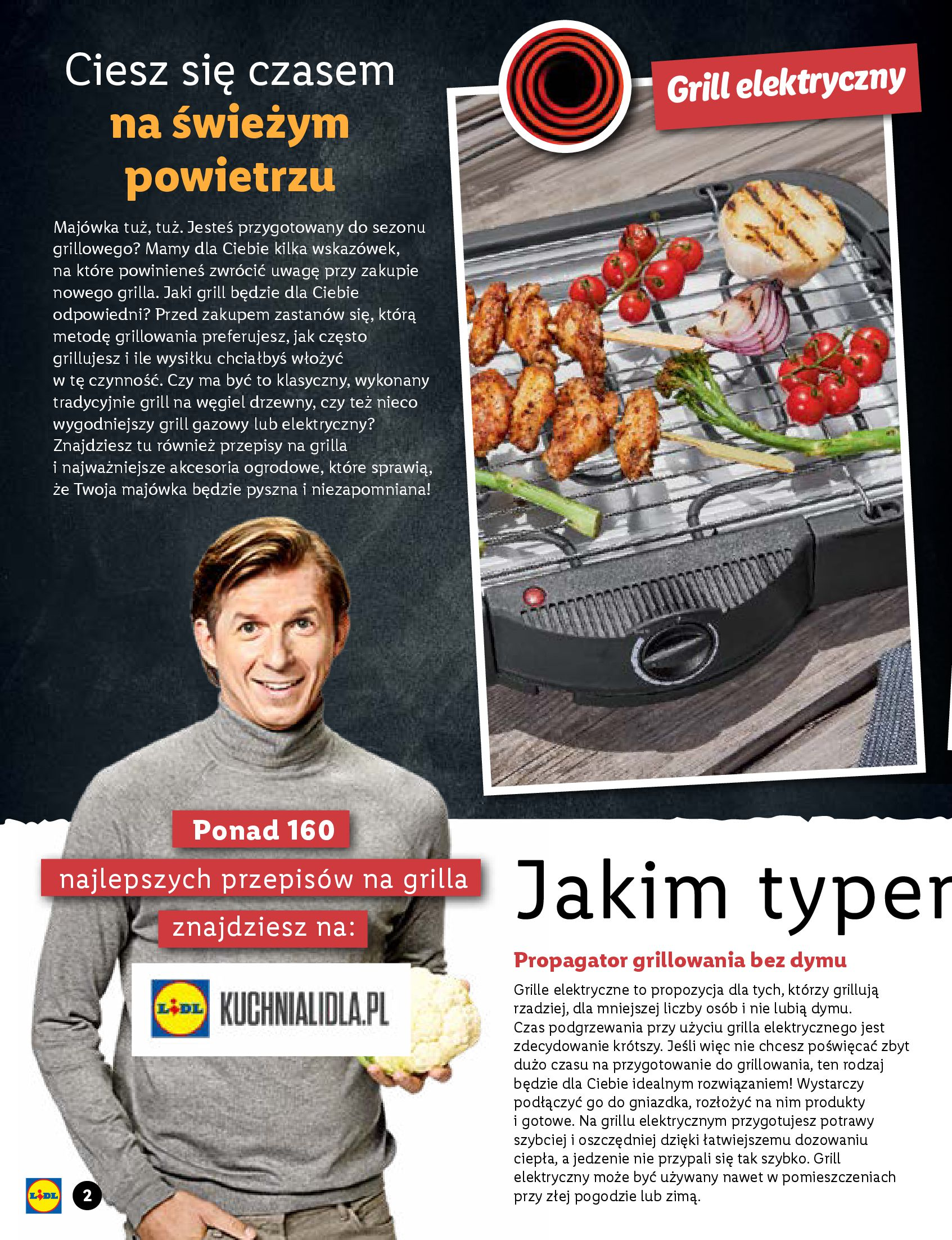 Gazetka Lidl: Katalog Majówka 2021 2021-04-22 page-2