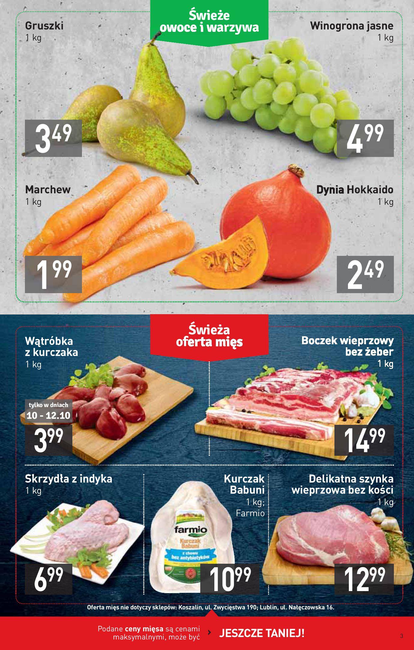 Gazetka Stokrotka Market - Oferta handlowa-09.10.2019-16.10.2019-page-