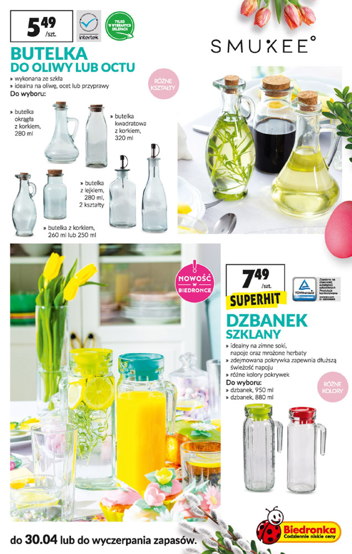 Gazetka Biedronka - Okazje tygodnia-14.04.2019-30.04.2019-page-