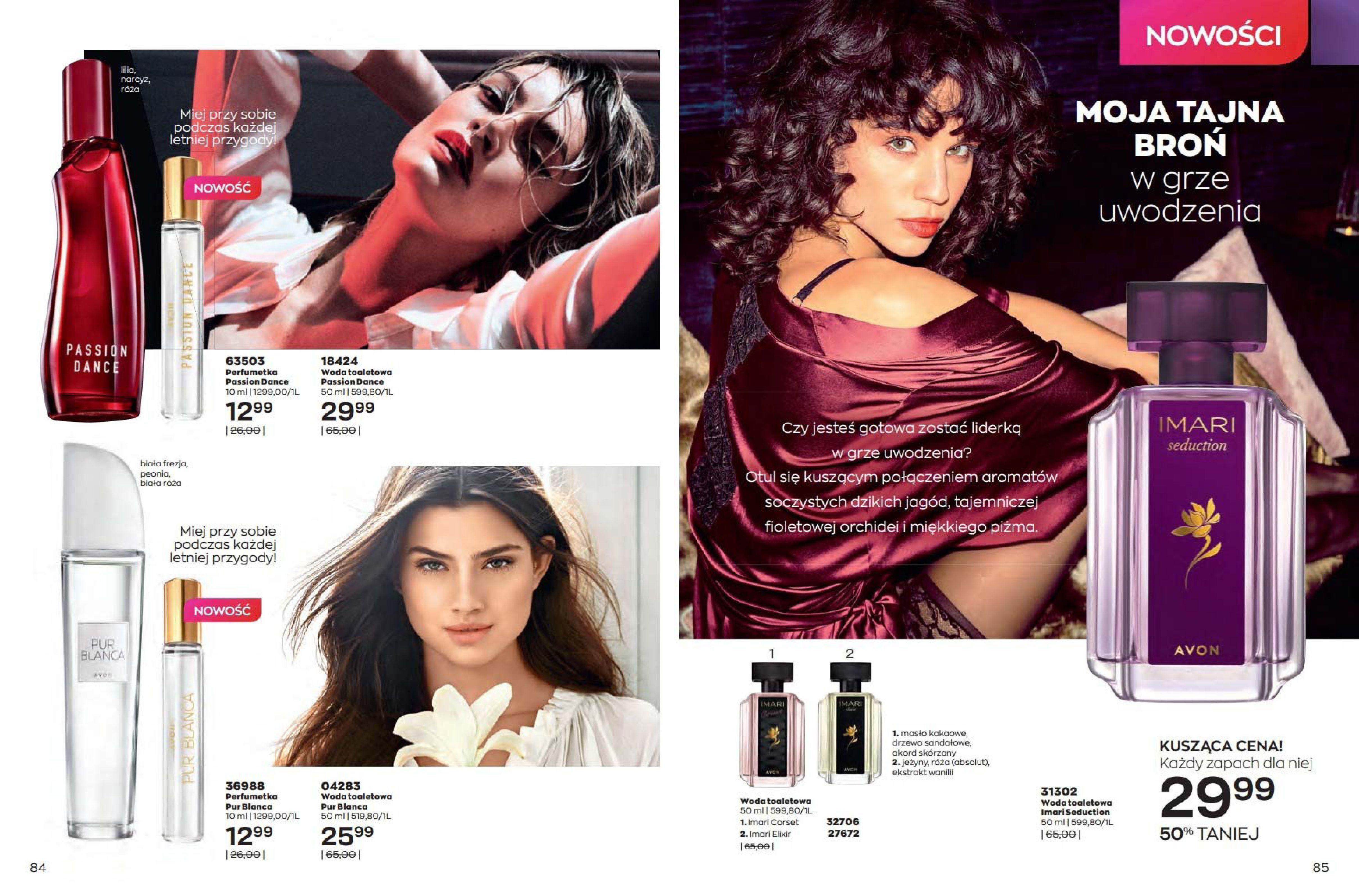 Gazetka Avon: Katalog Avon Sierpień 2021 2021-08-01 page-43