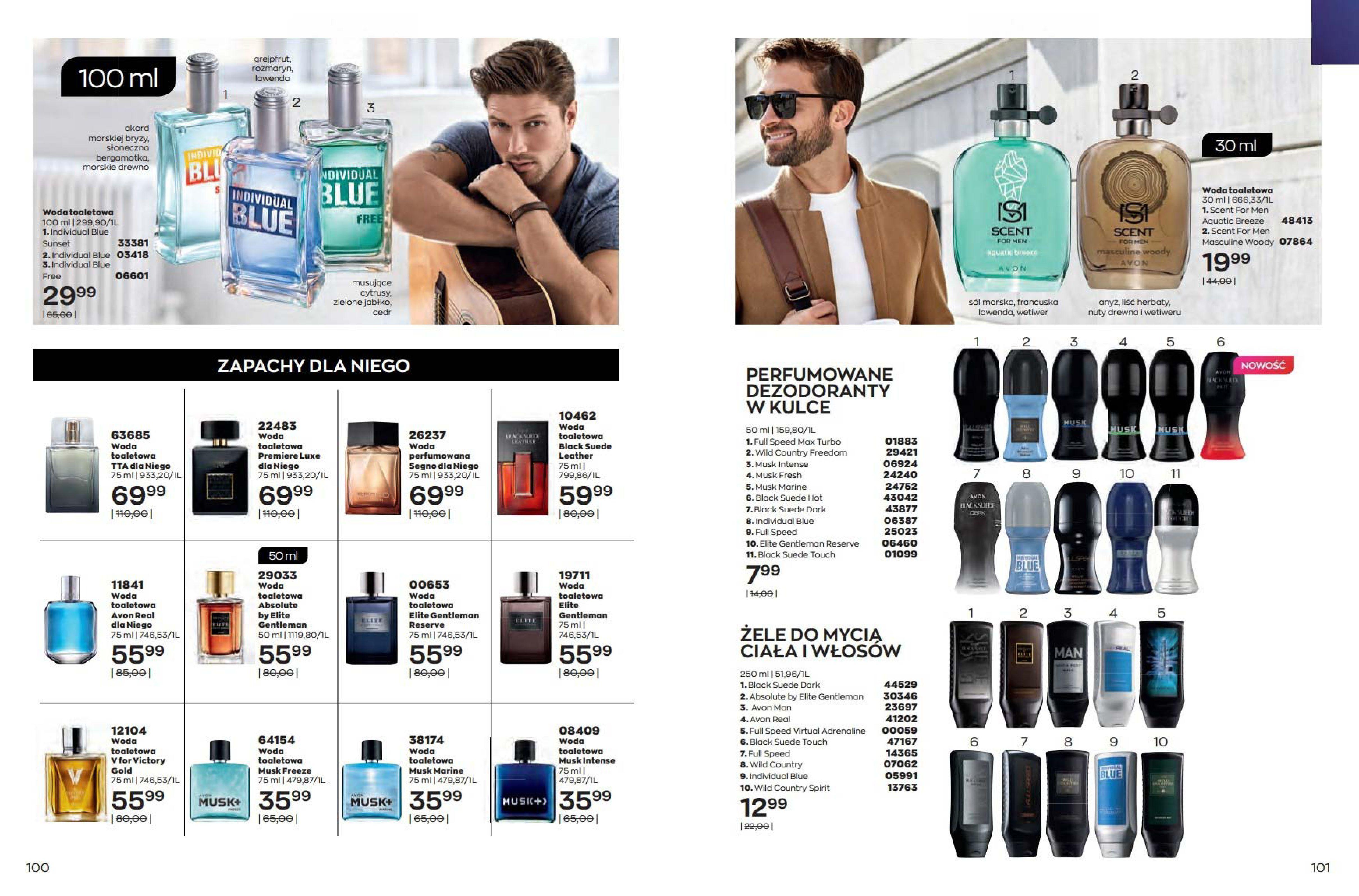 Gazetka Avon: Katalog Avon Sierpień 2021 2021-08-01 page-51