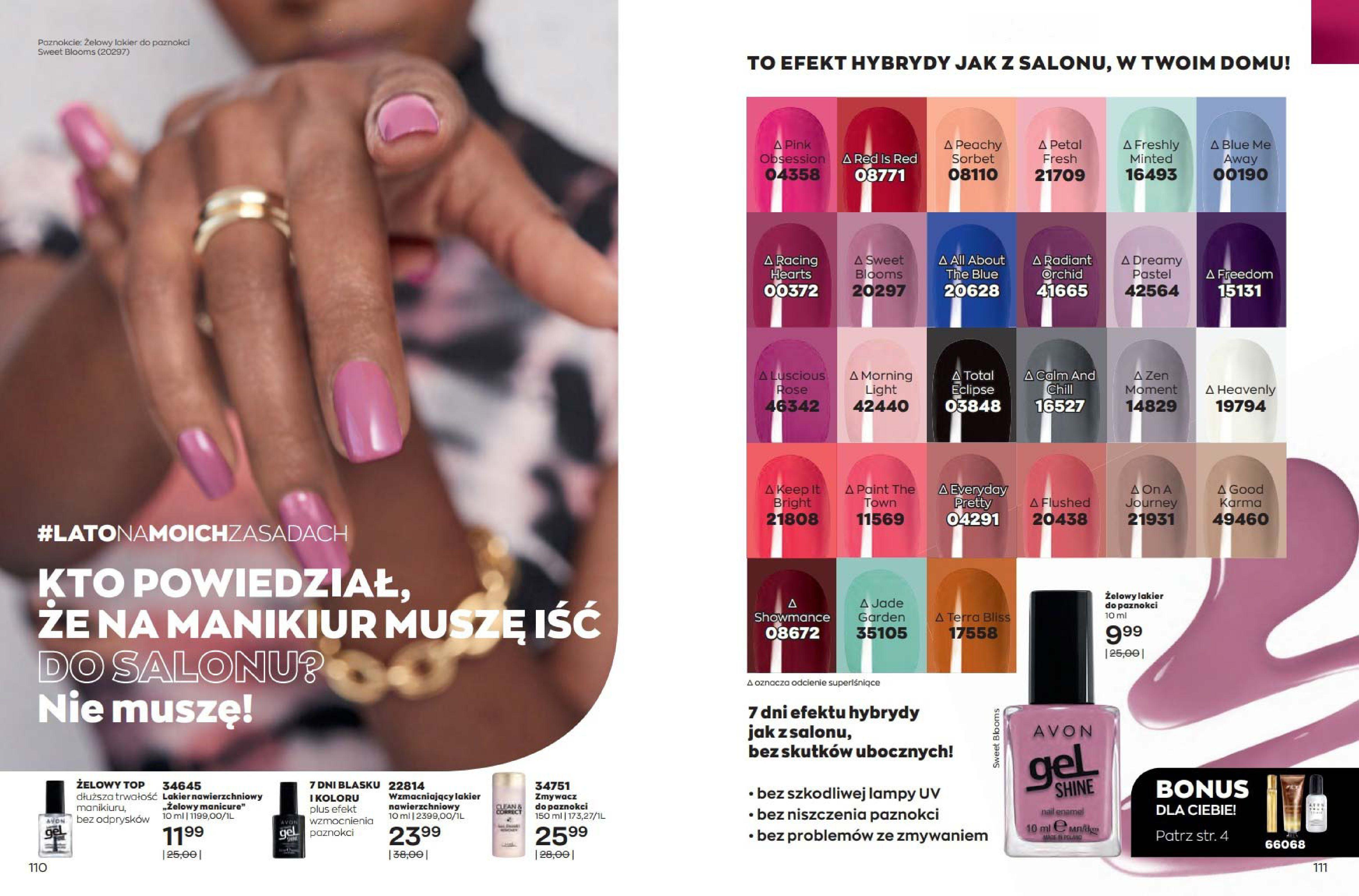Gazetka Avon: Katalog Avon Sierpień 2021 2021-08-01 page-56