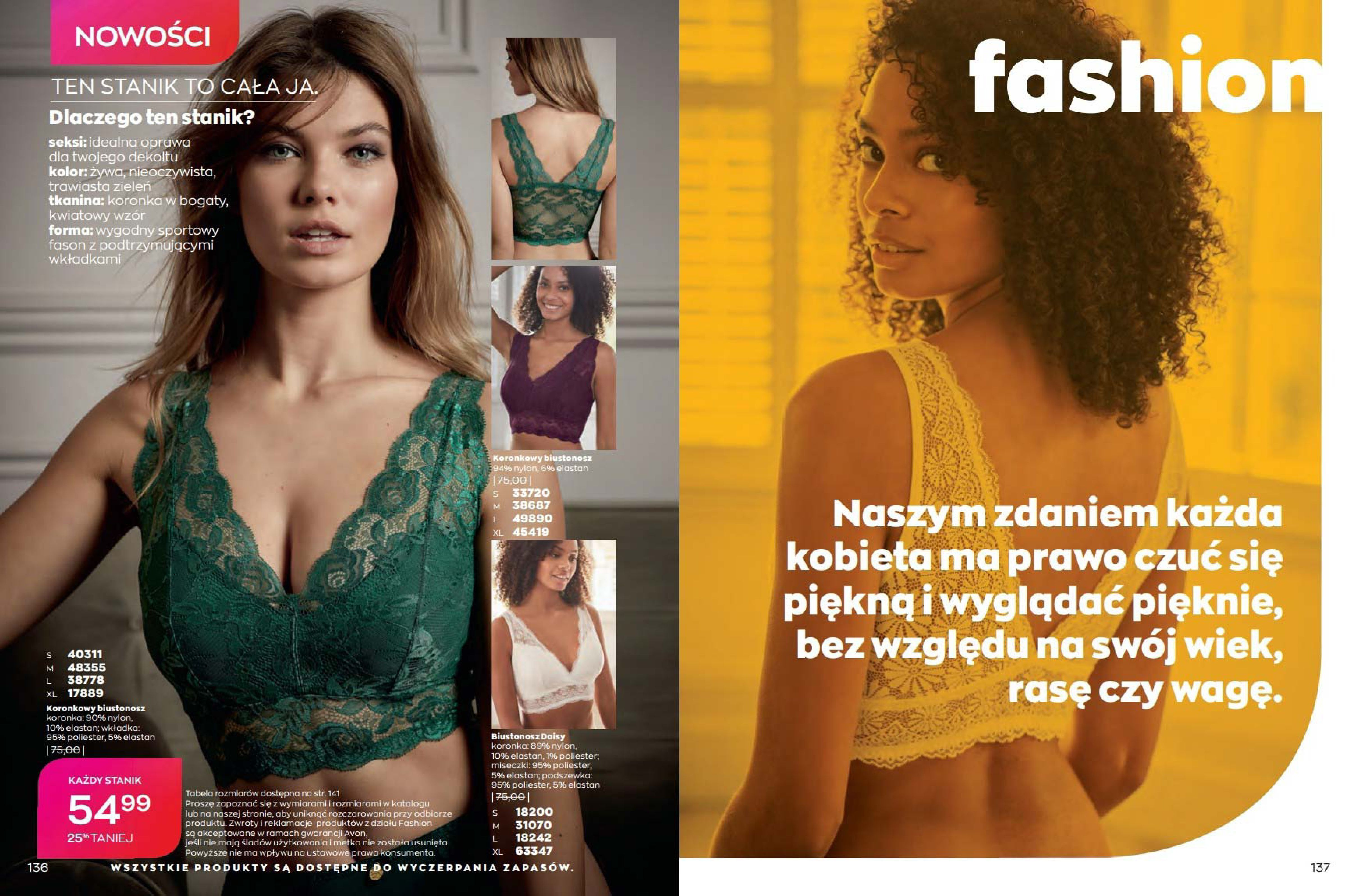 Gazetka Avon: Katalog Avon Sierpień 2021 2021-08-01 page-69