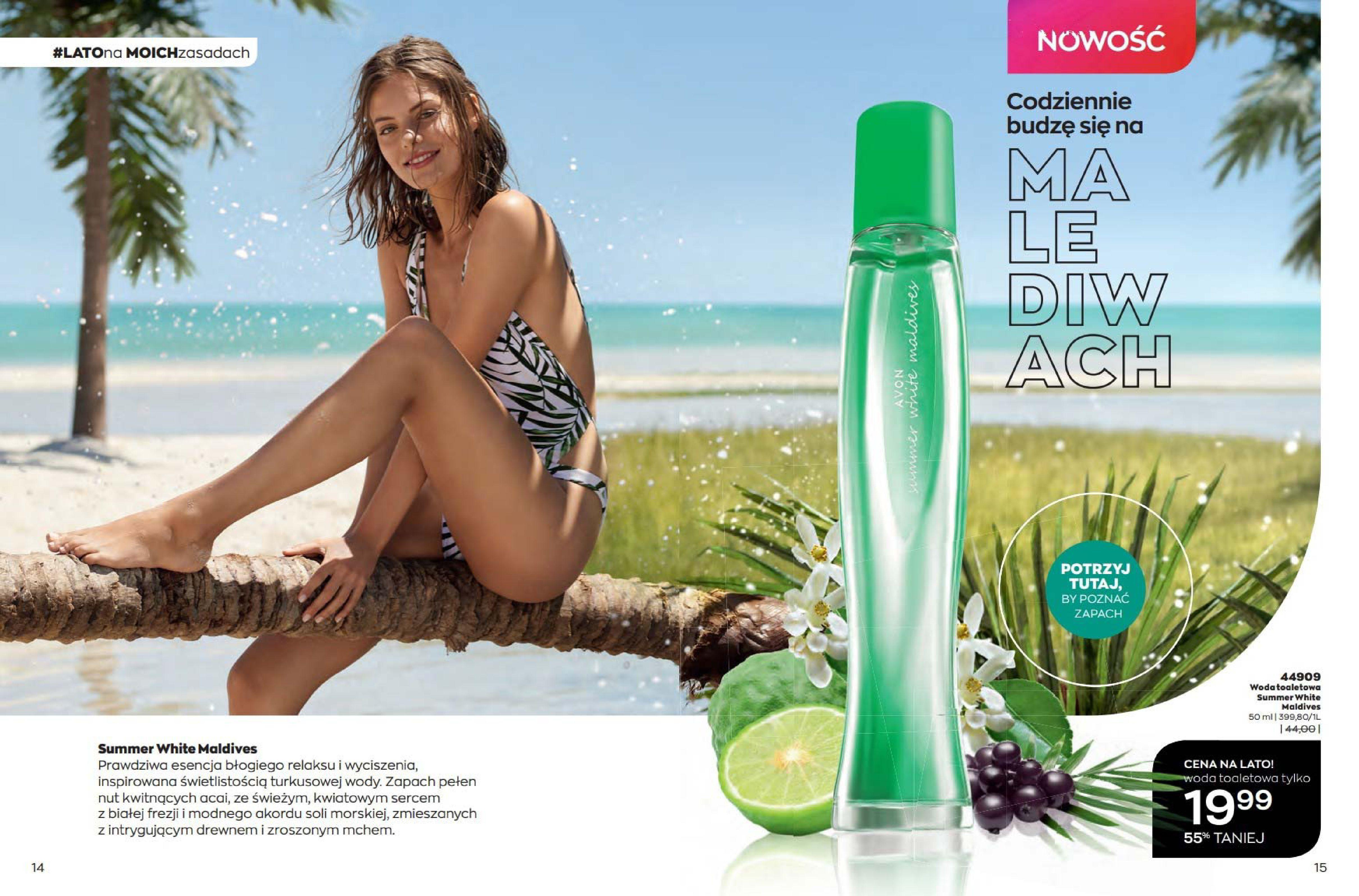 Gazetka Avon: Katalog Avon Sierpień 2021 2021-08-01 page-8